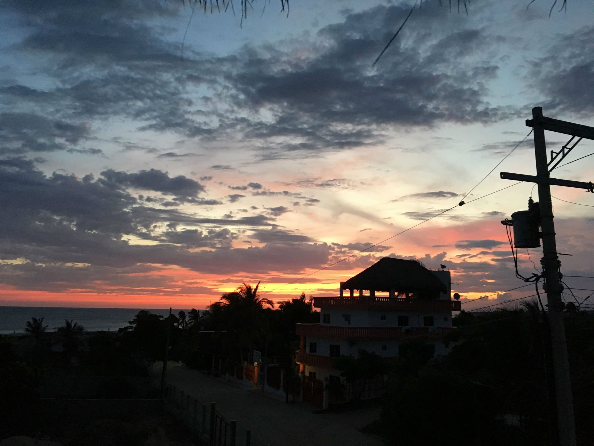 Puerto Escondido VAMOS À MEXICO, ZONA SUD