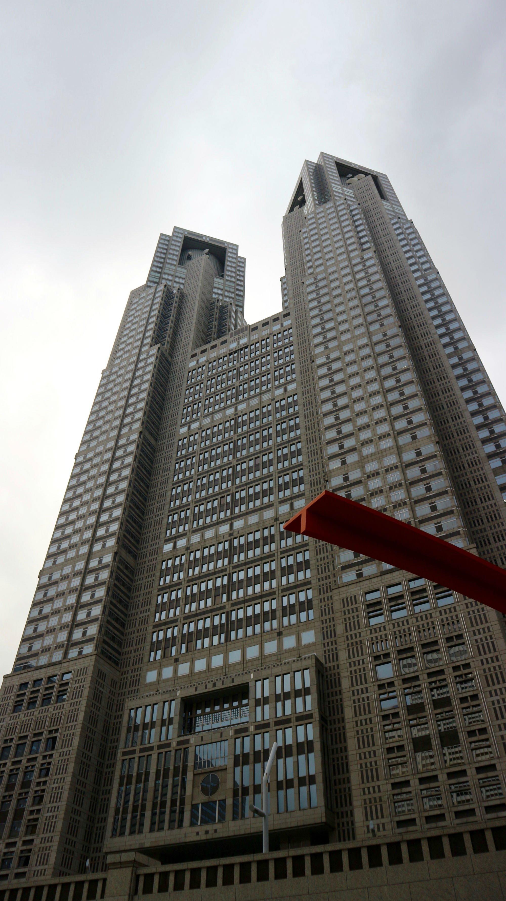 Tocho2 VIAGGIO A TOKYO