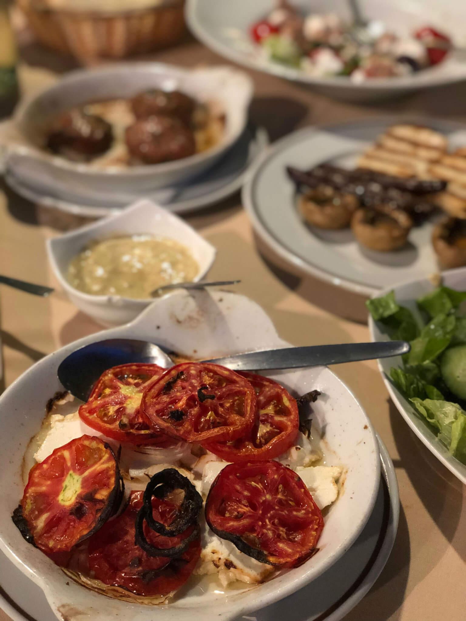 cucina cipriota WEEKEND A CIPRO