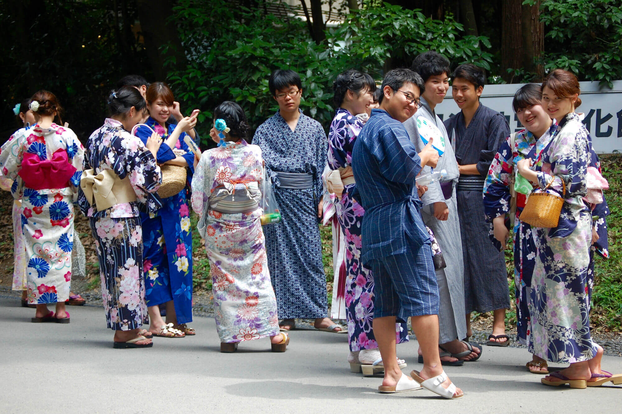 japan people VIAGGIO A TOKYO