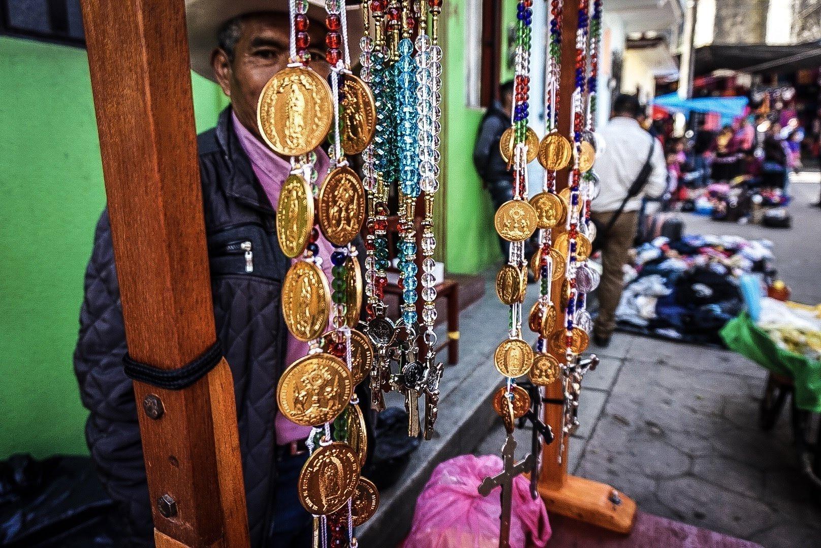 mercado 1 VAMOS À MEXICO, ZONA SUD