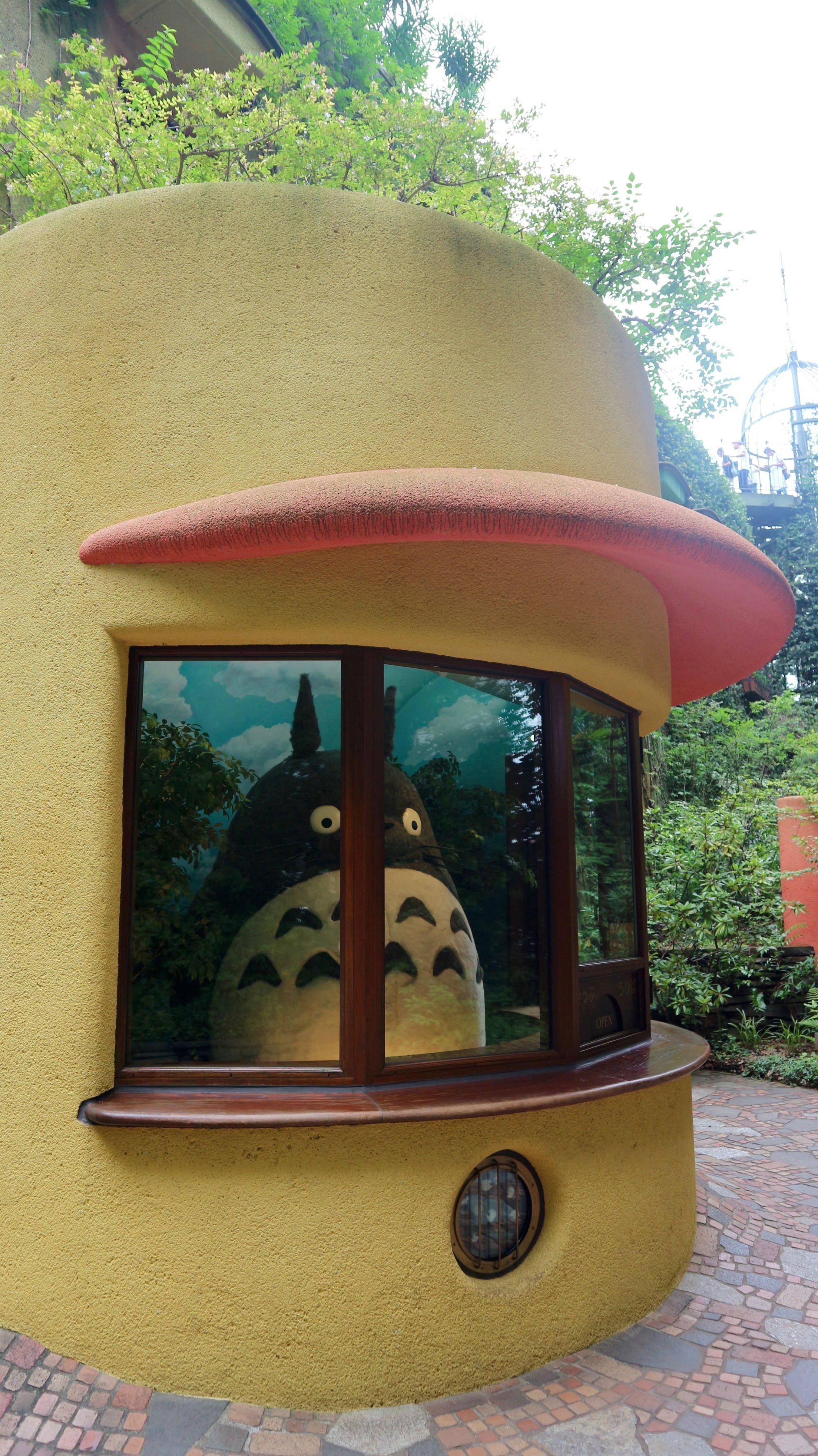 museo Ghibli1 VIAGGIO A TOKYO