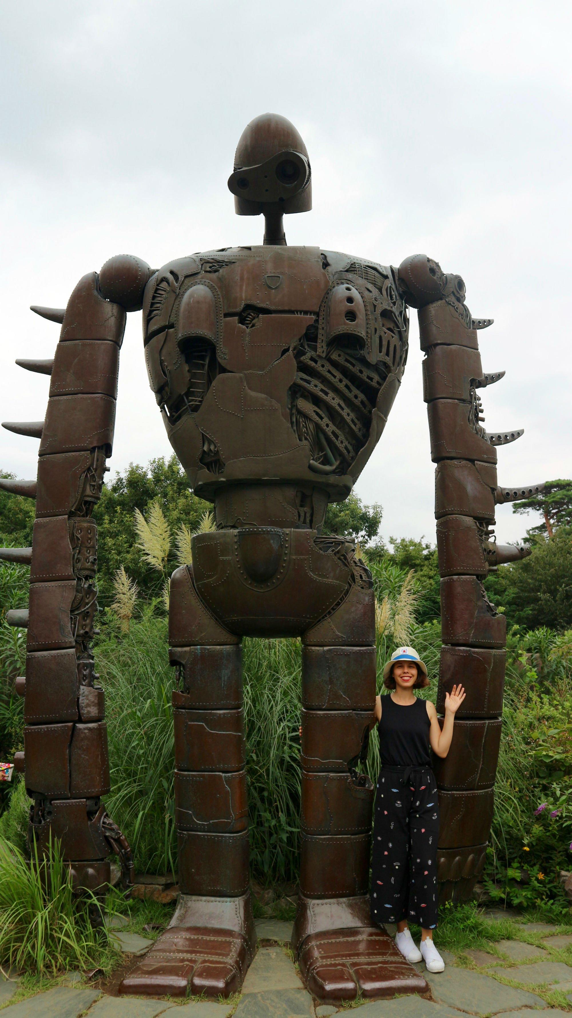museo Ghibli2 VIAGGIO A TOKYO