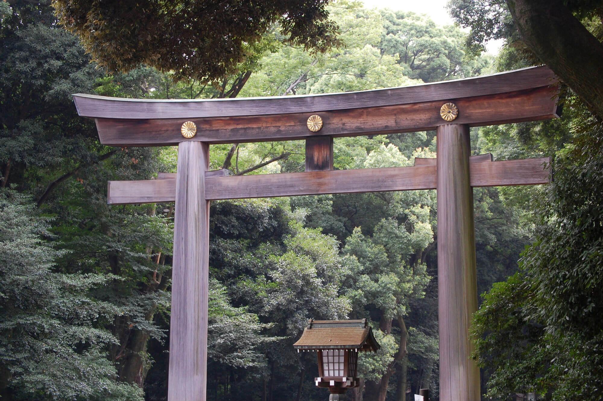 santuario meiji 2 VIAGGIO A TOKYO