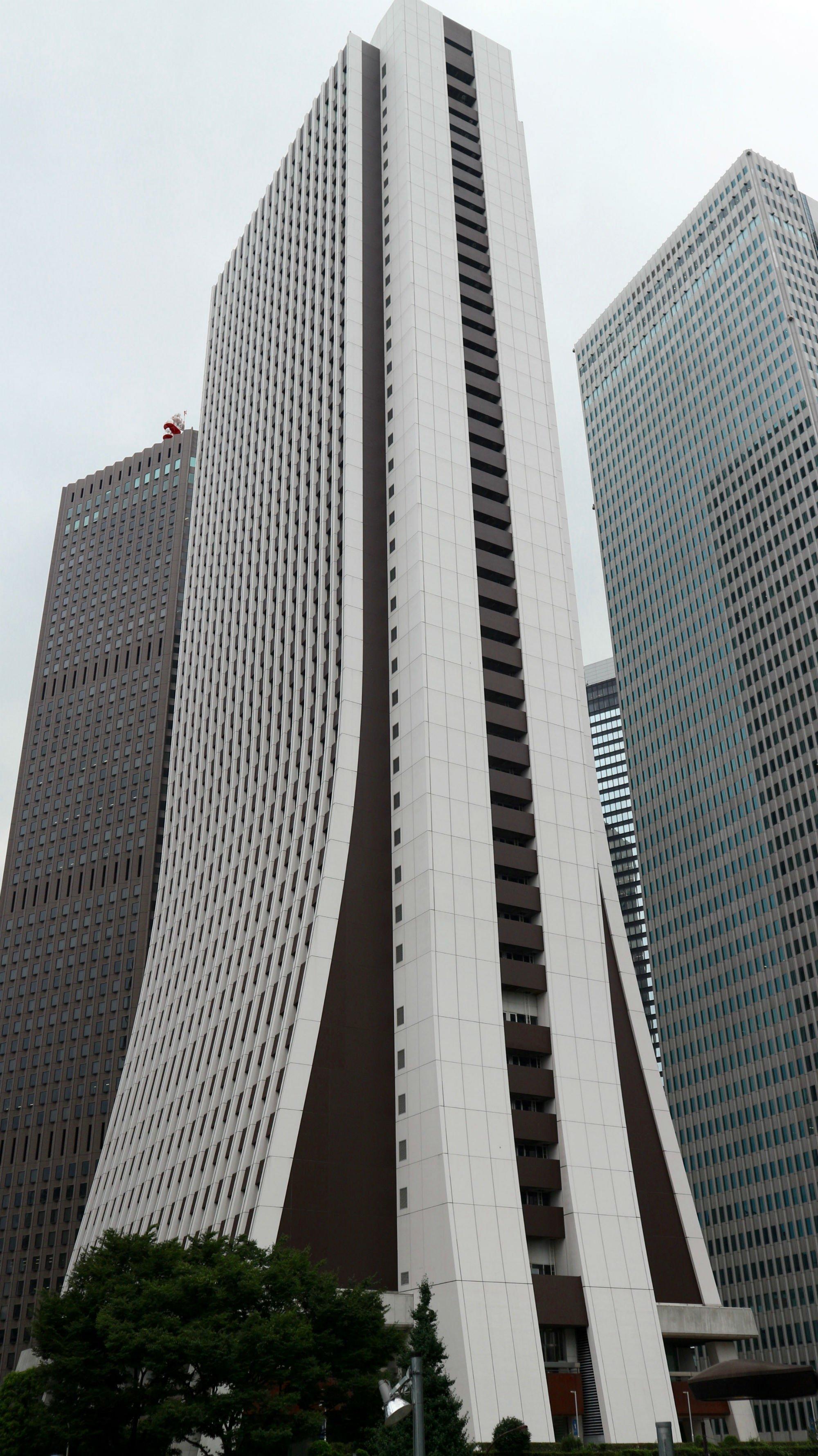 tokyo architecture1 VIAGGIO A TOKYO