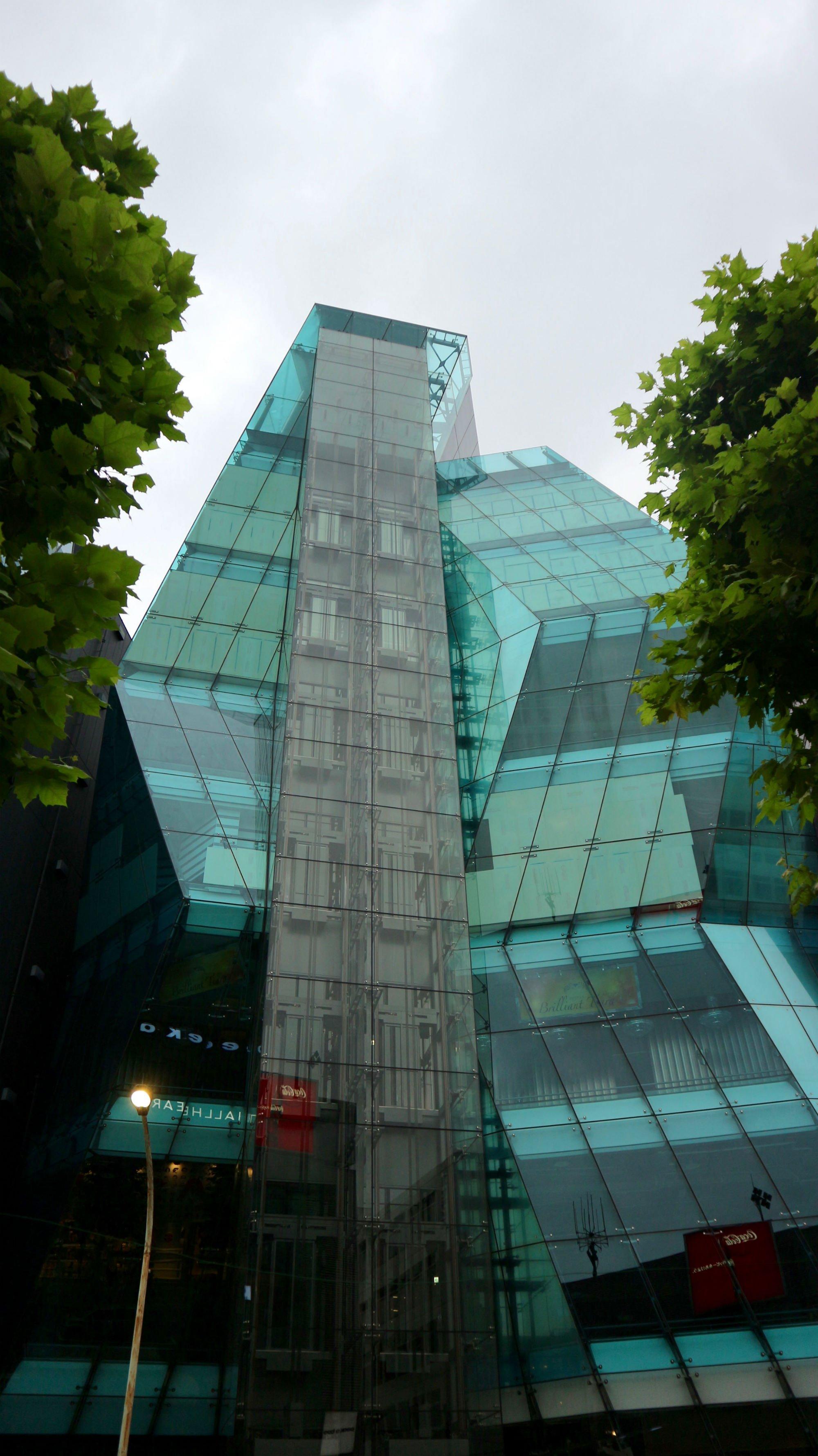 tokyo architecture2 VIAGGIO A TOKYO