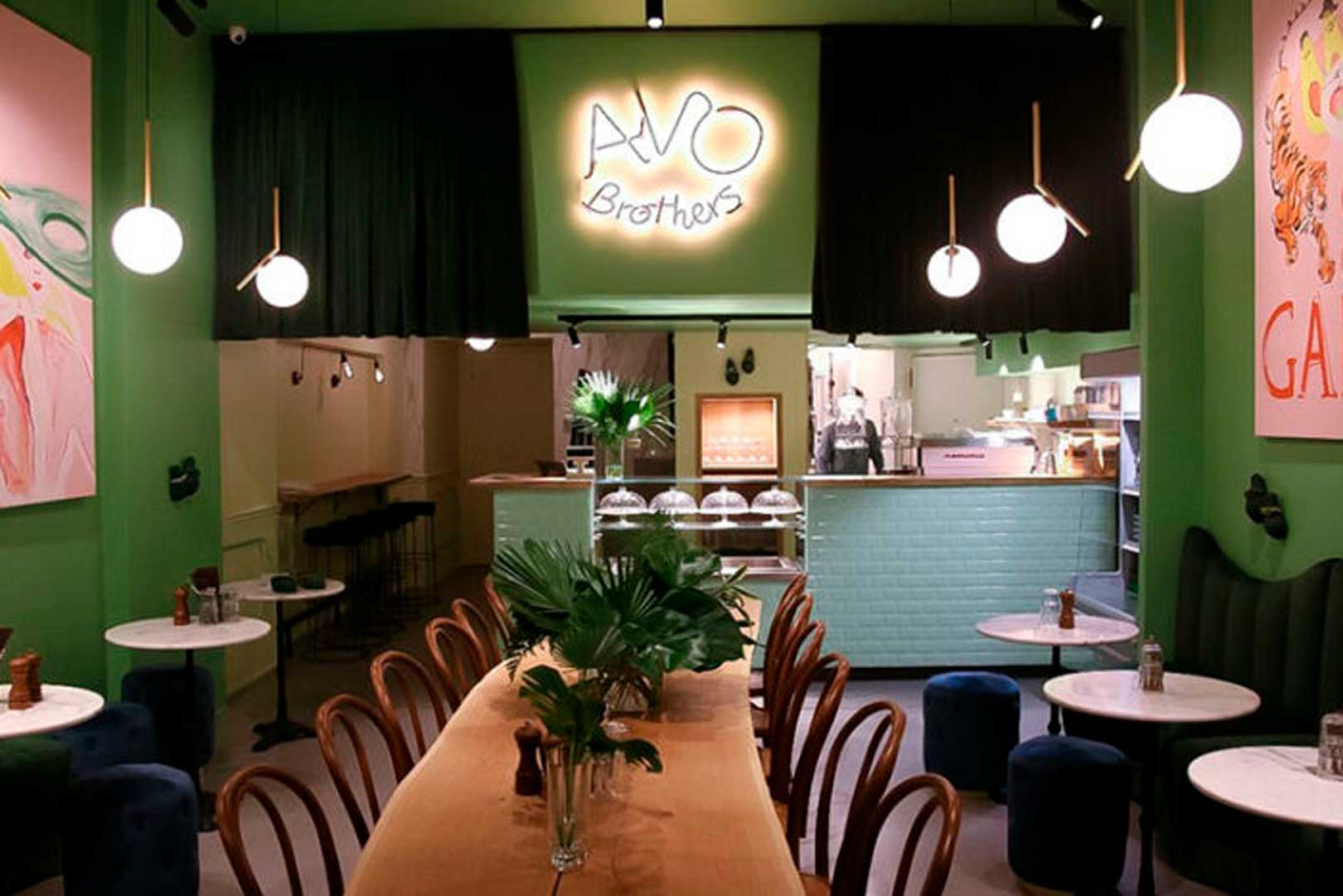 avo brothers cover TROPICAL MILANO