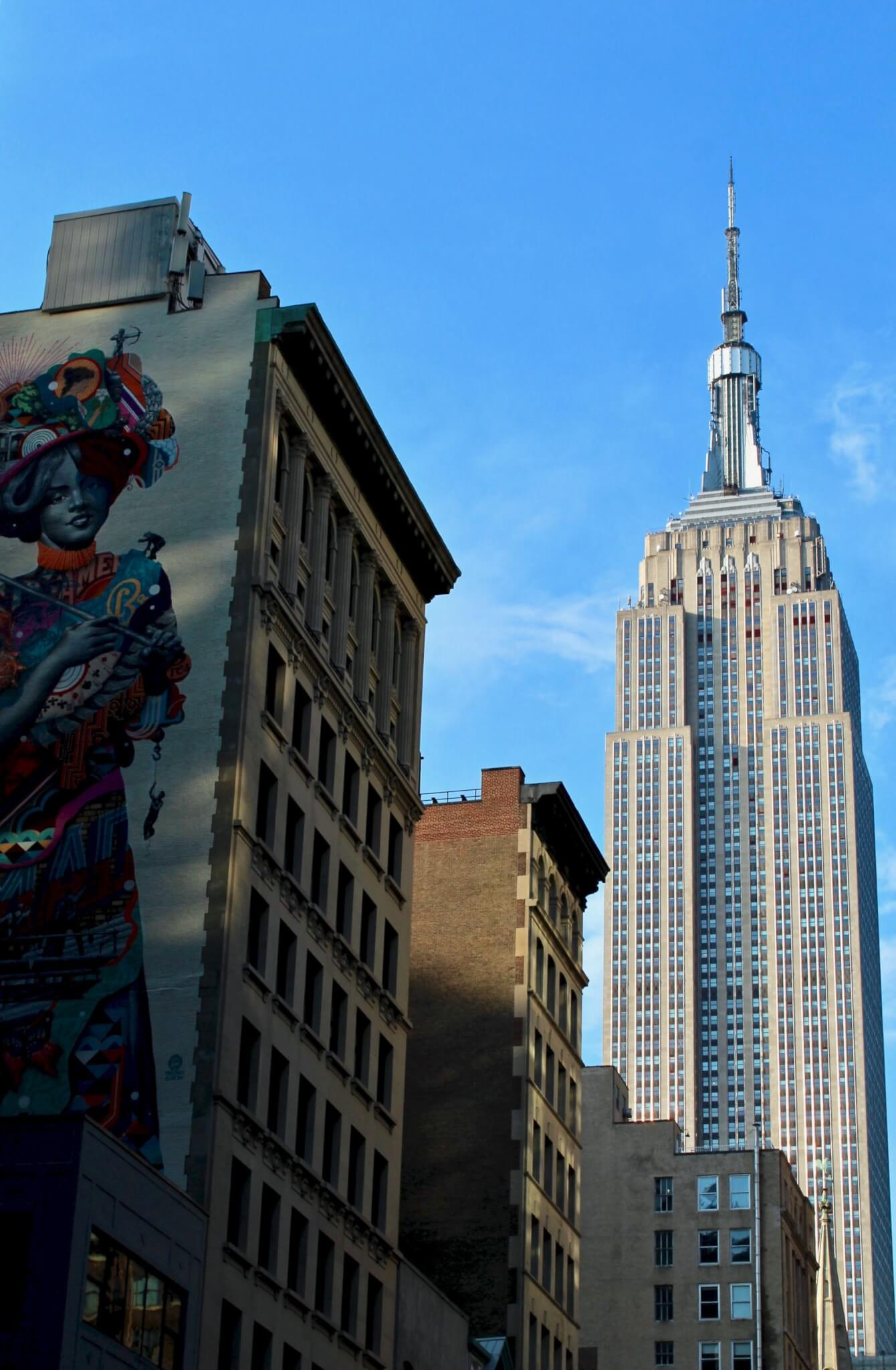Empire State Building LA GUIDA DI NEW YORK PER ZONE