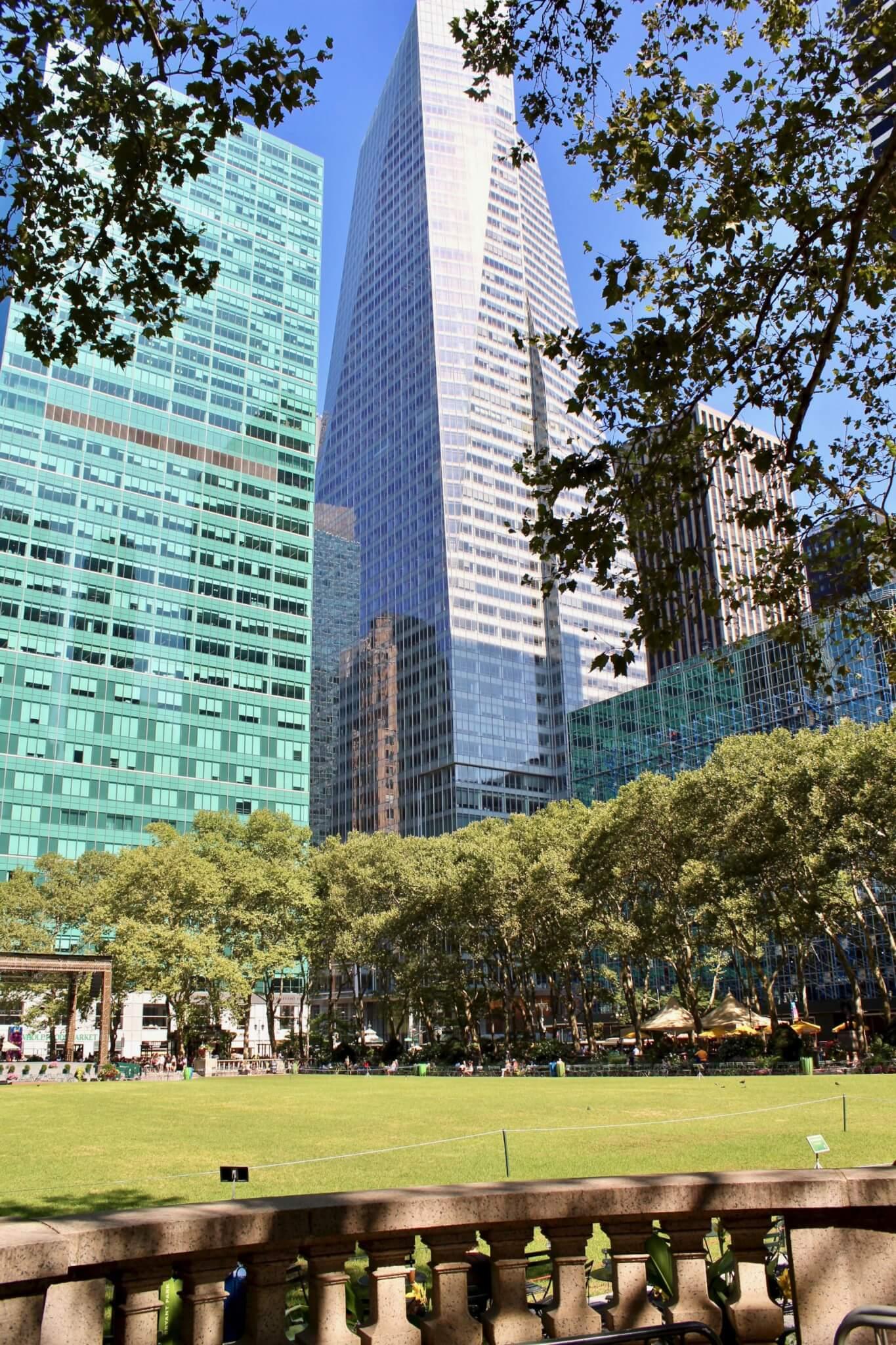 bryant park compressor LA GUIDA DI NEW YORK PER ZONE