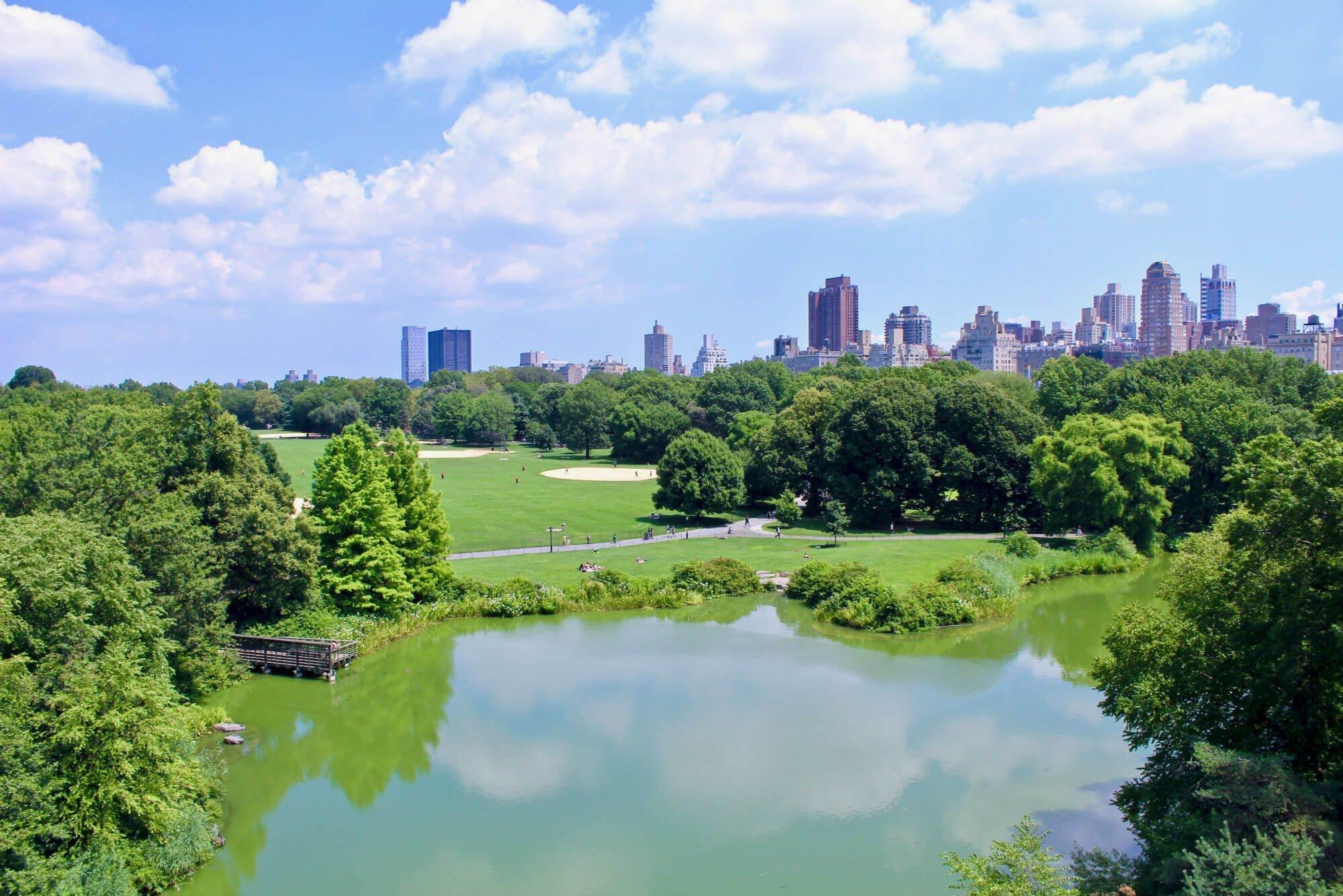central park ny 1 LA GUIDA DI NEW YORK PER ZONE