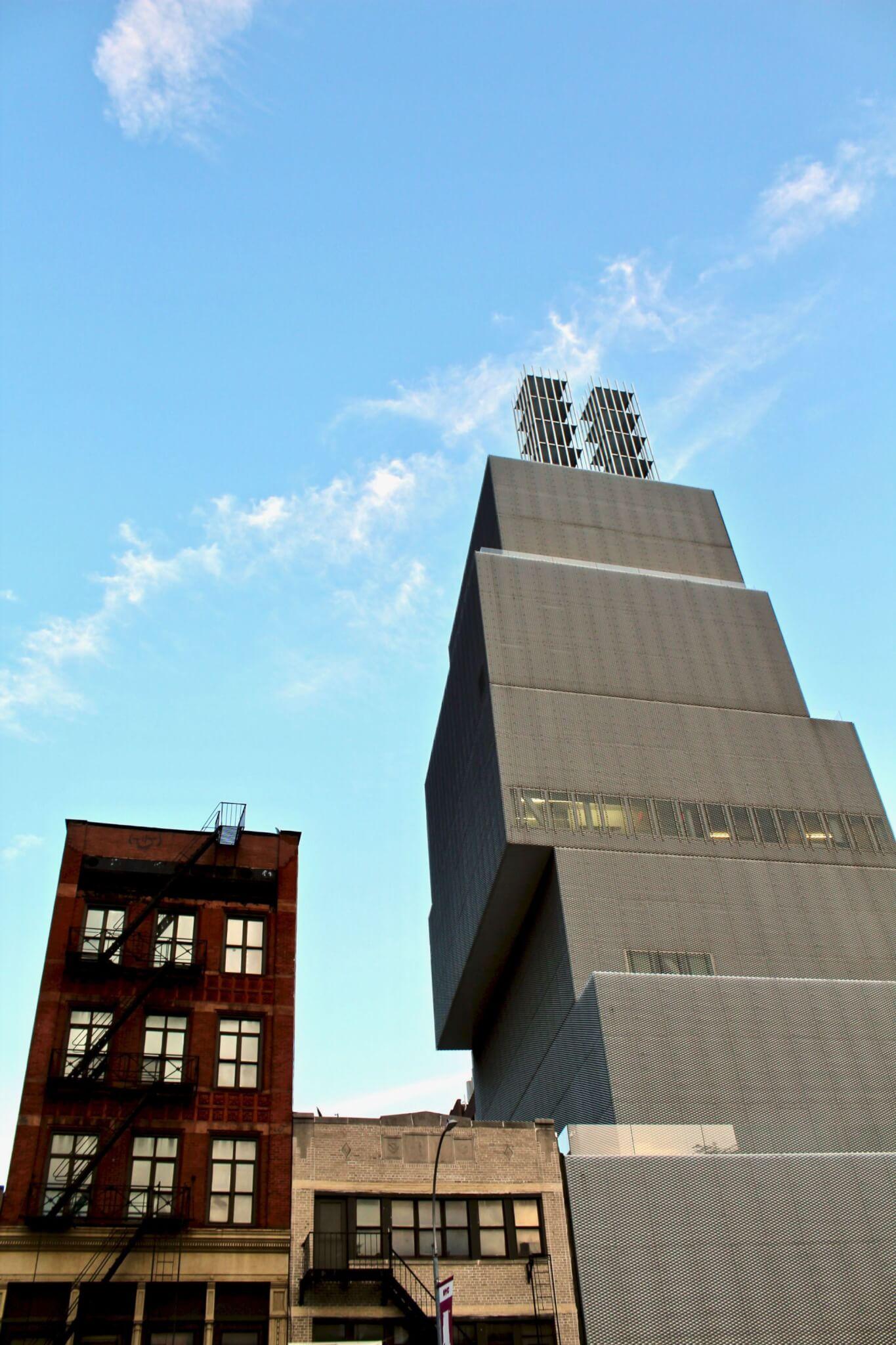 new museum ny compressor LA GUIDA DI NEW YORK PER ZONE