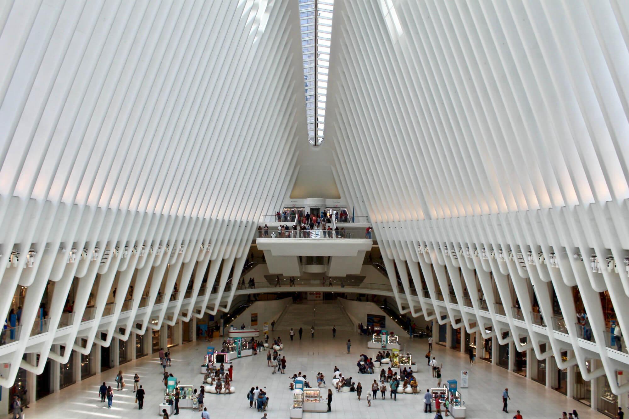 oculus ny LA GUIDA DI NEW YORK PER ZONE