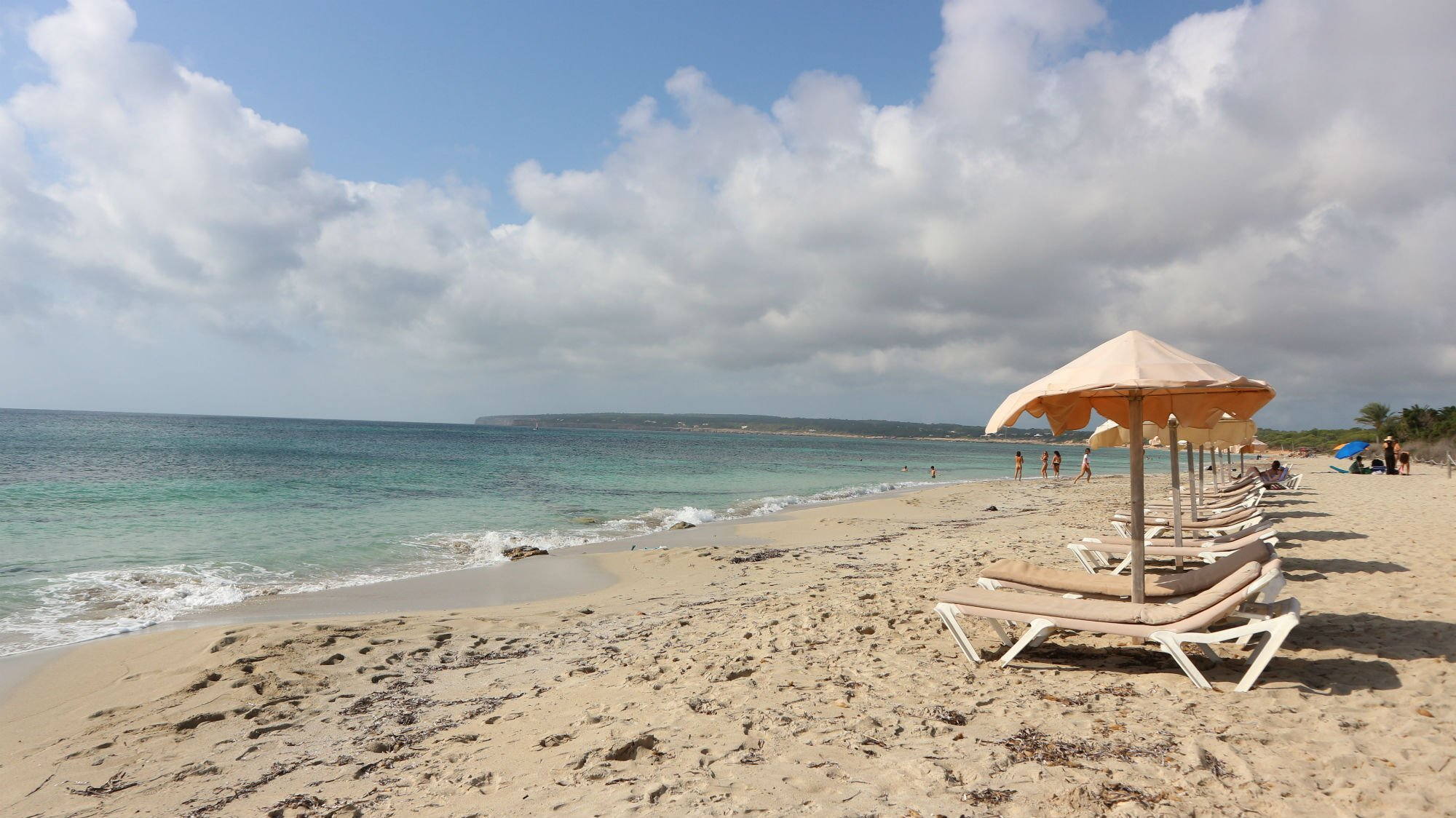 Playa Migjorn YOGA & RELAX A FORMENTERA