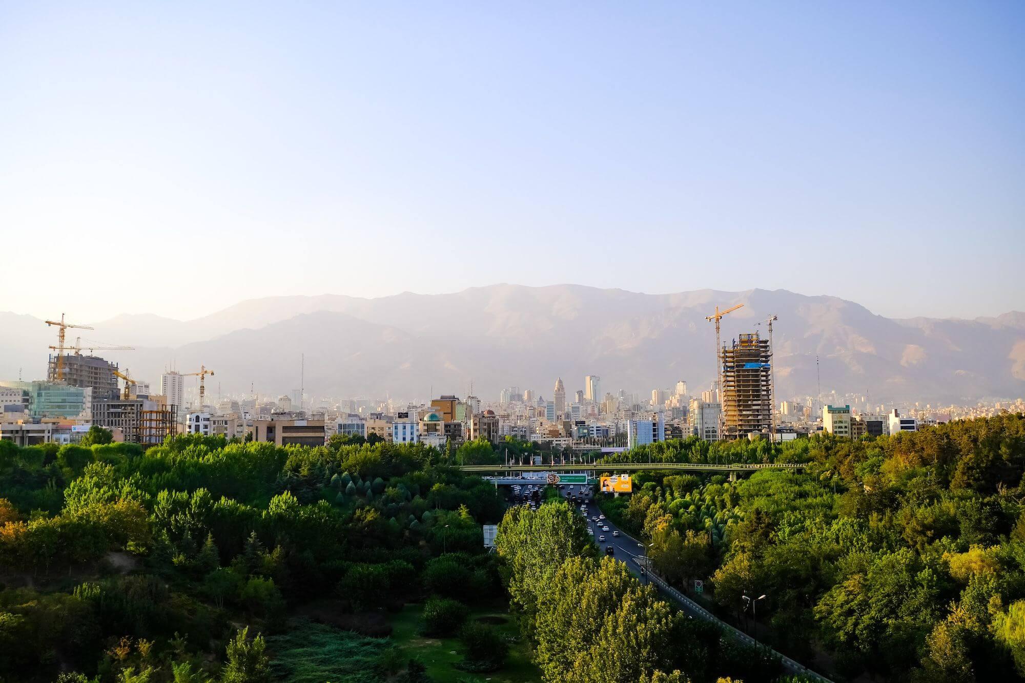 Teheran Nord compressor 3 giorni a Teheran