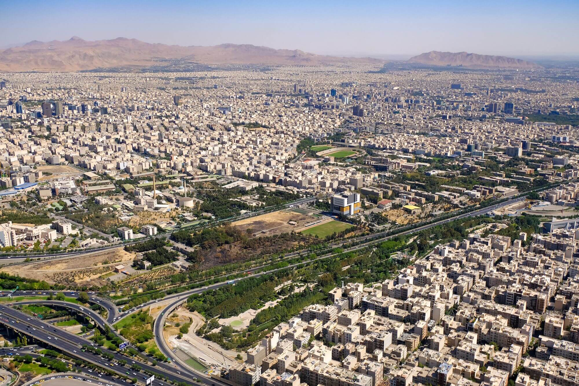 Teheran 2 compressor 3 giorni a Teheran