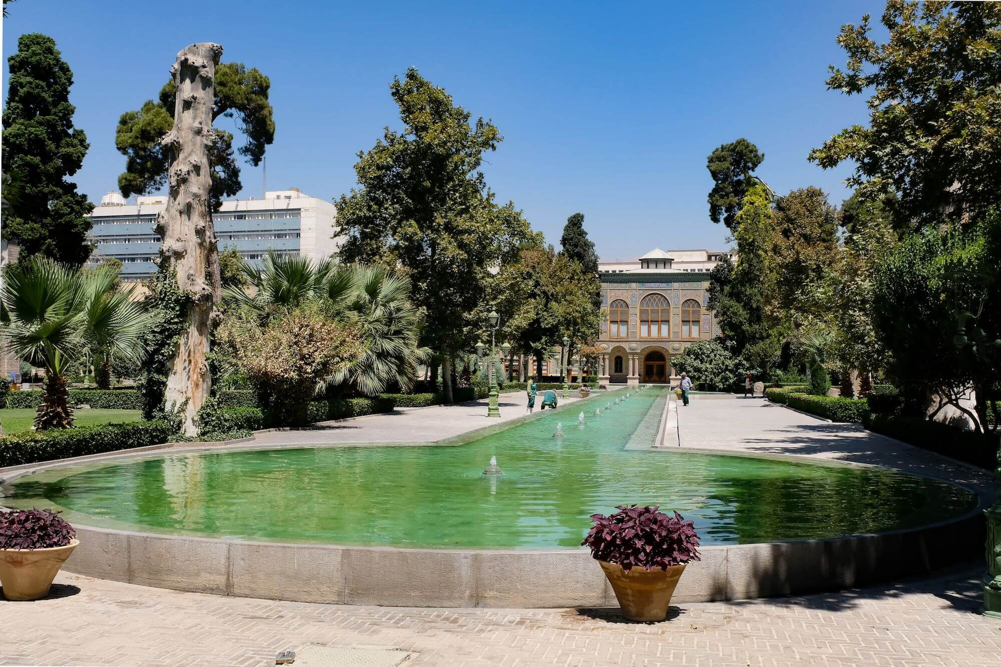 Teheran Golestan Palace 5 compressor 3 giorni a Teheran