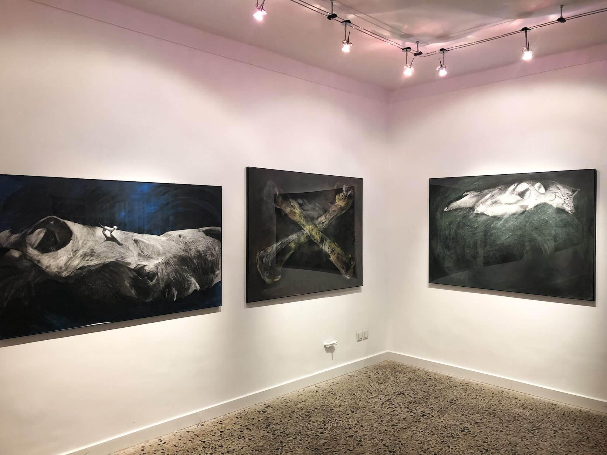 Teheran Homa Art Gallery compressor 3 giorni a Teheran