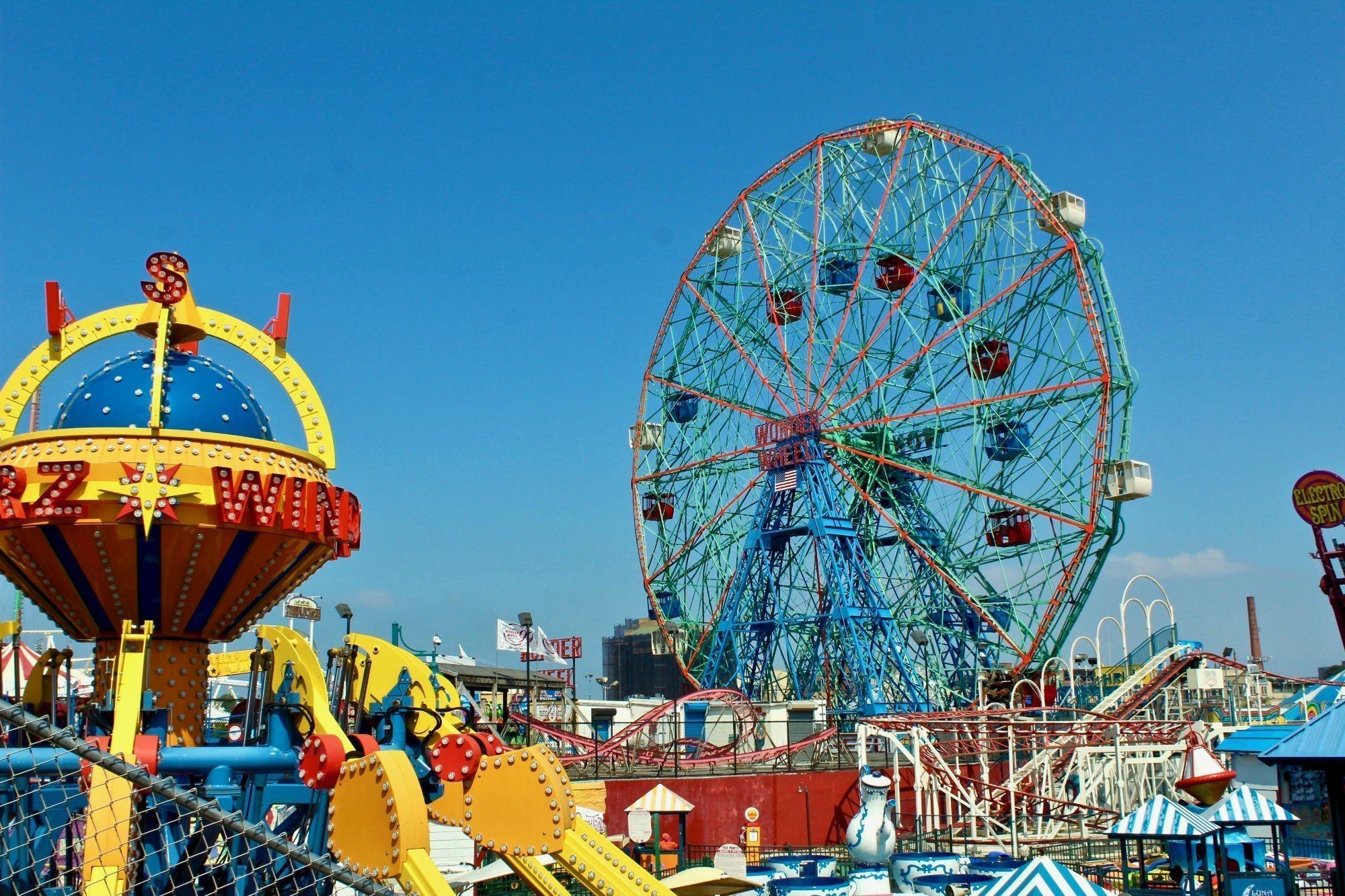 coney island 4 LA GUIDA DI NEW YORK PER ZONE