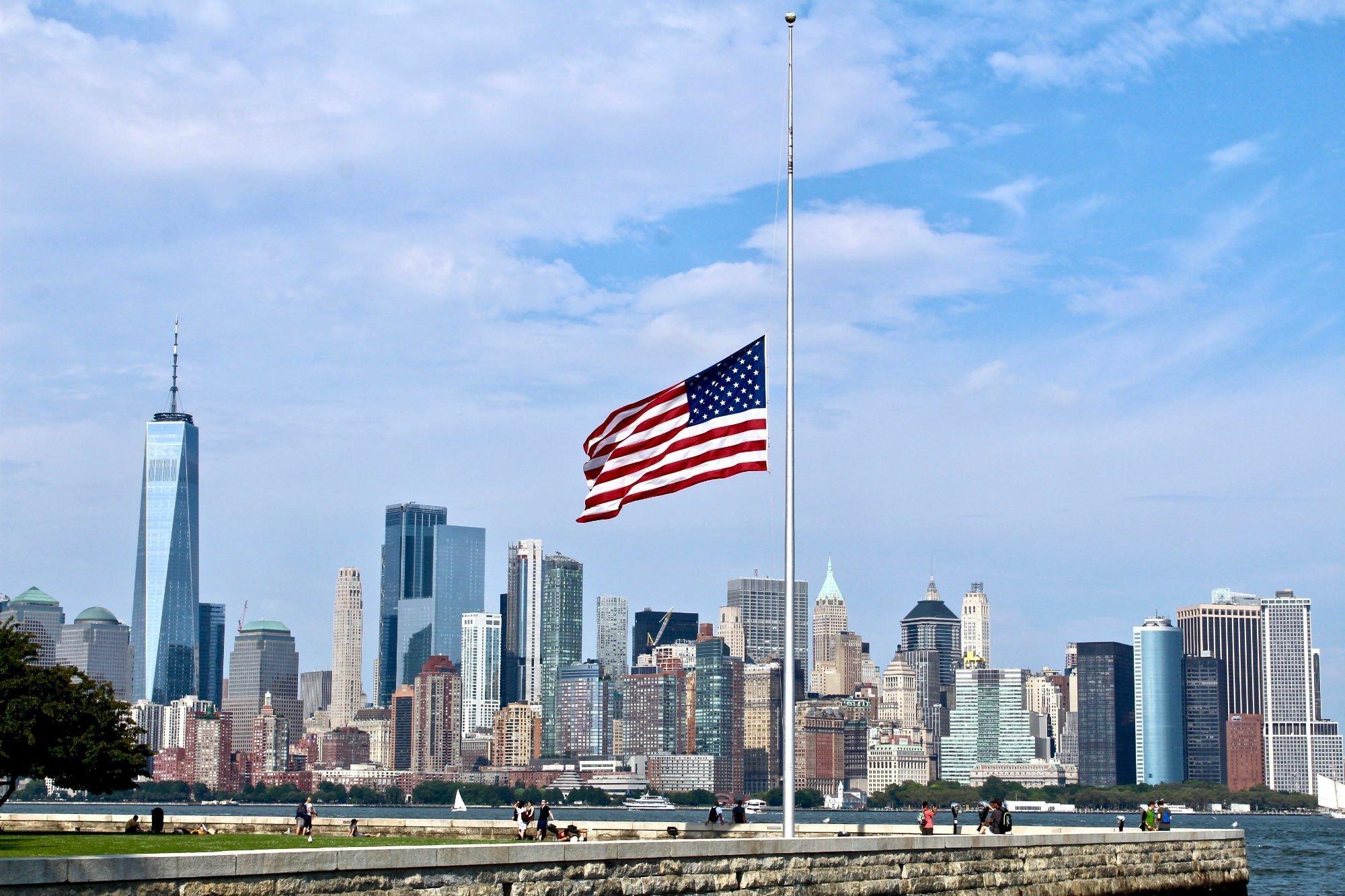 manhattan skyline LA GUIDA DI NEW YORK PER ZONE