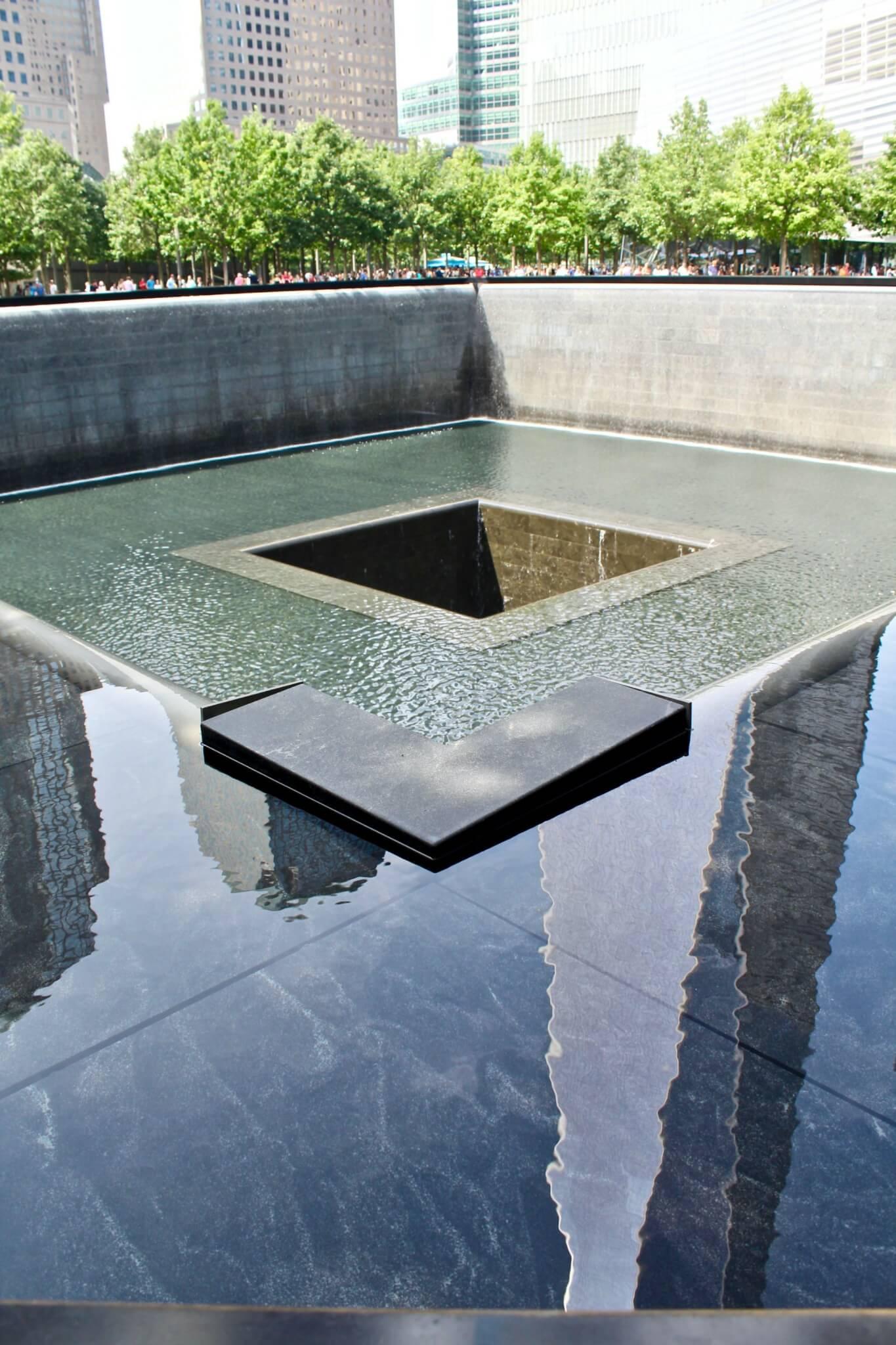 memoriale 9.11 LA GUIDA DI NEW YORK PER ZONE