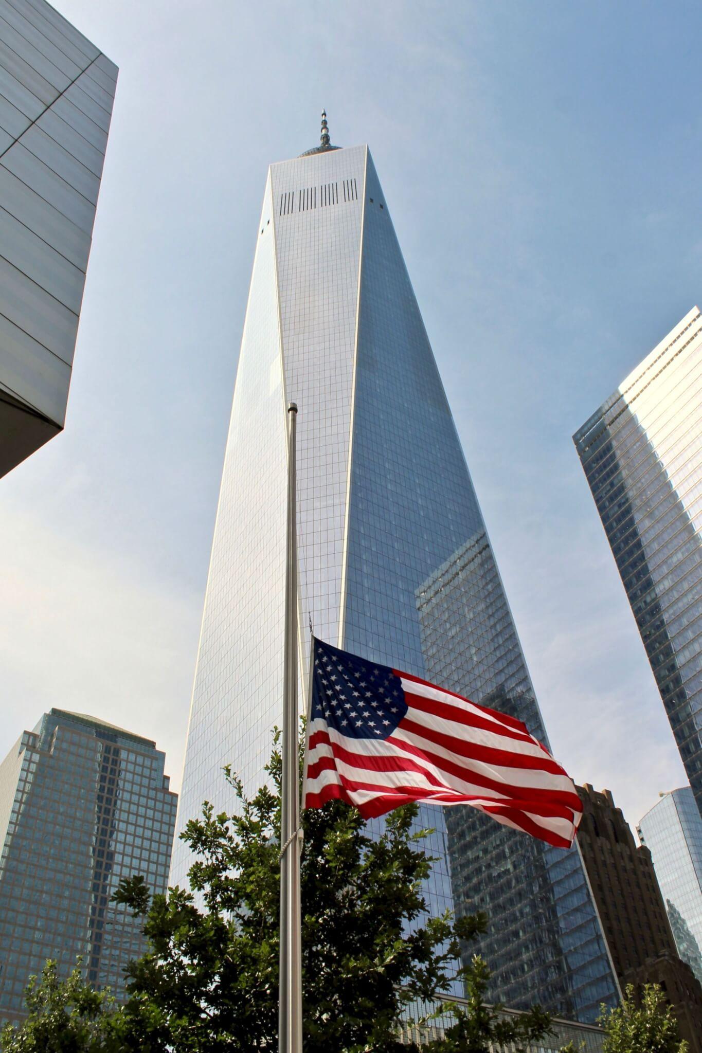 one world trade center compressor LA GUIDA DI NEW YORK PER ZONE