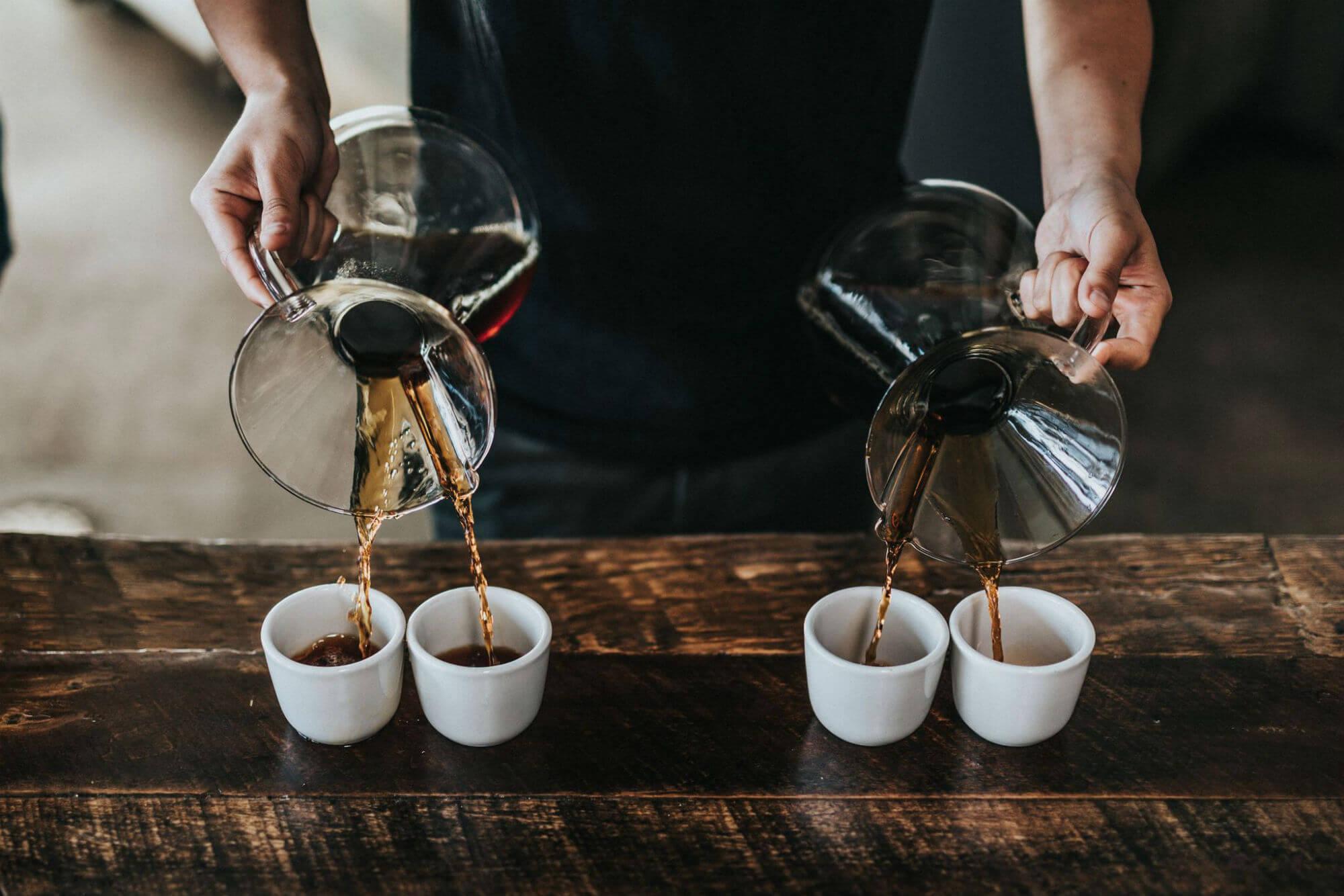 specialty coffee CAFFETTERIE PARTICOLARI