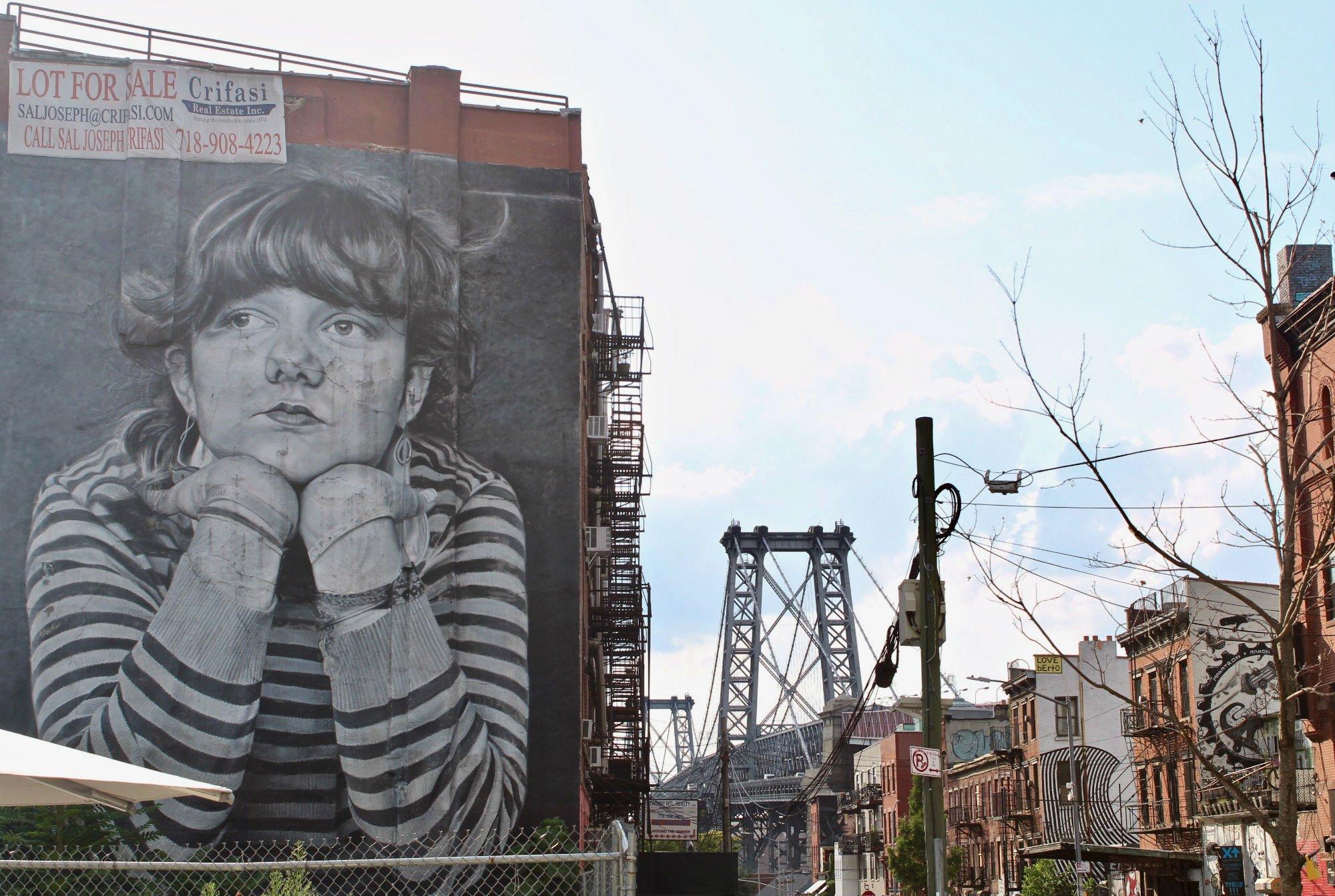 williamsburg street art 1 LA GUIDA DI NEW YORK PER ZONE