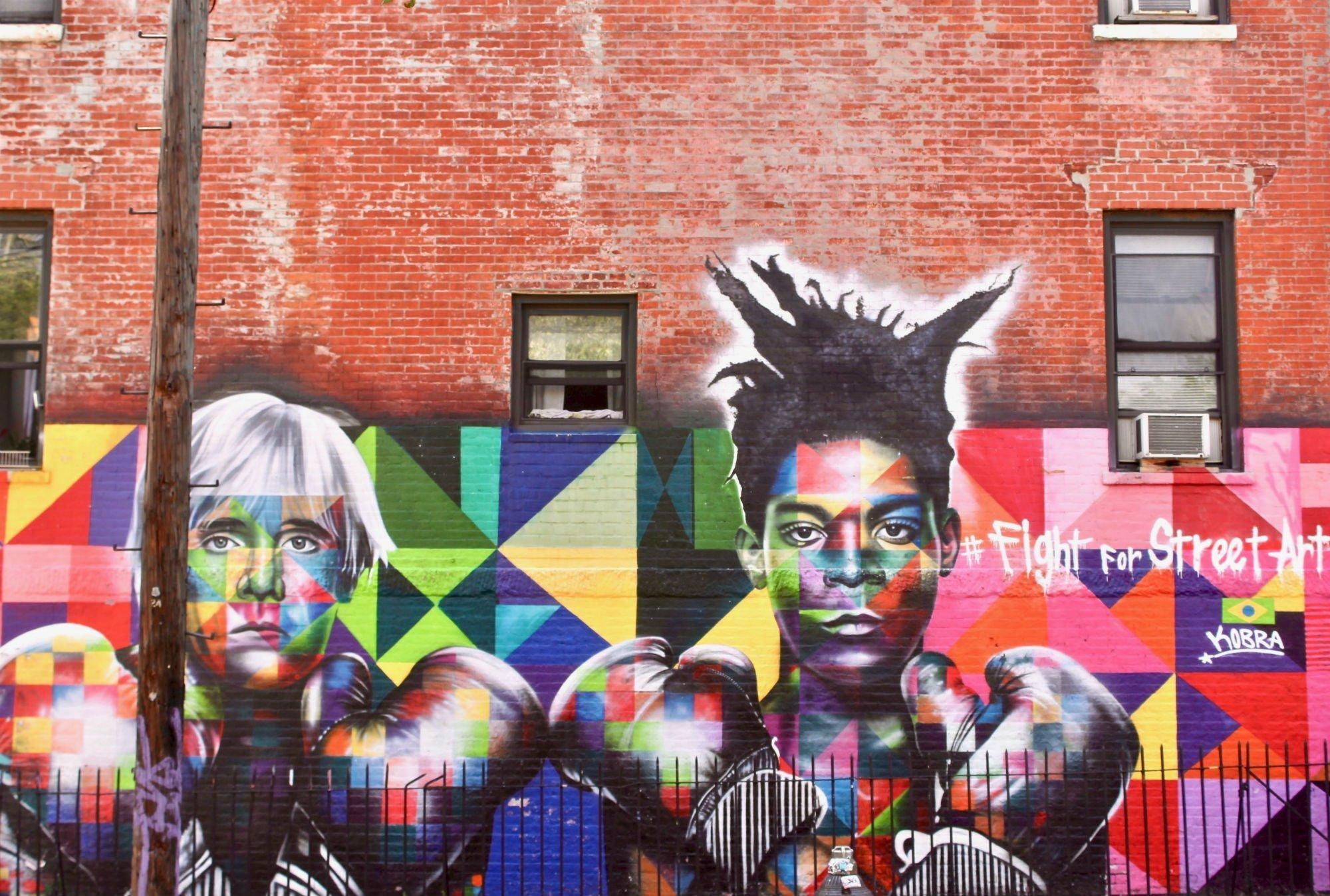 williamsburg street art 2 LA GUIDA DI NEW YORK PER ZONE