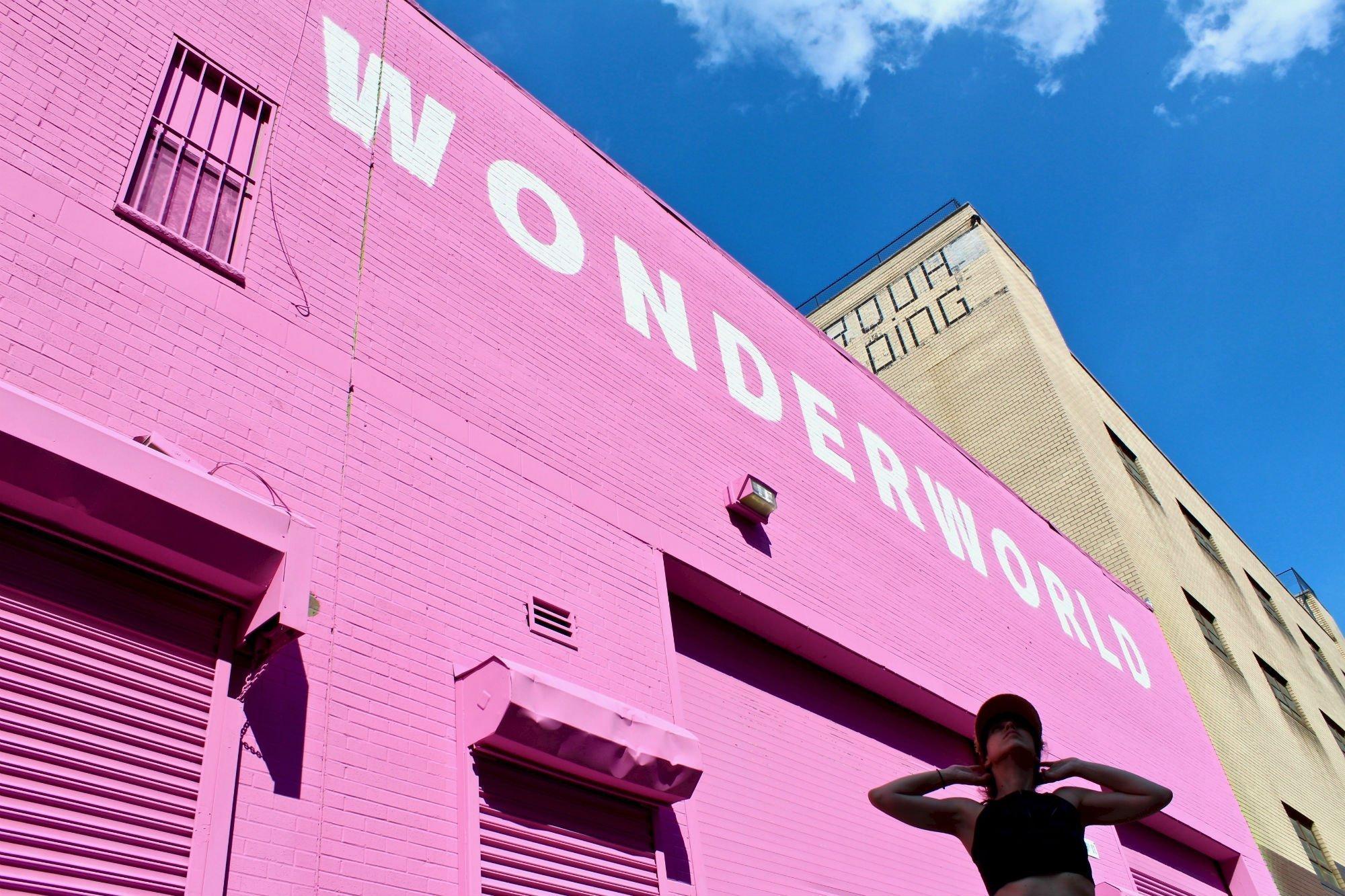 williamsburg walls LA GUIDA DI NEW YORK PER ZONE