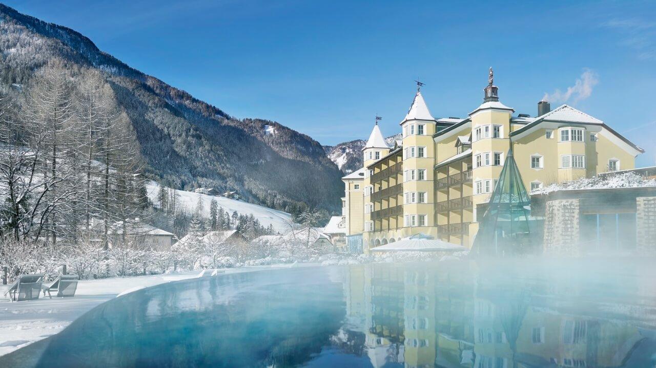 ADLER Spa Resort DOLOMITI Struttura esterna DESIGN HOTEL SULLE ALPI