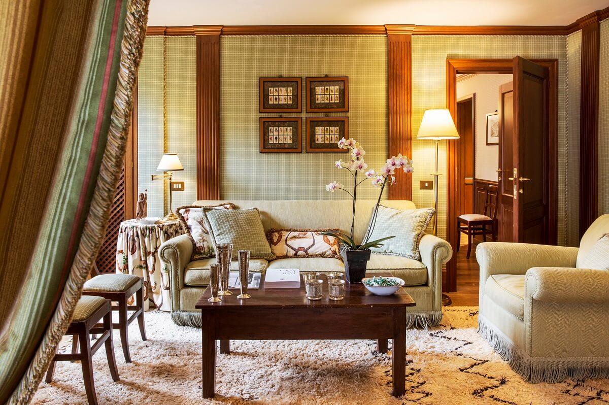 suite prestige 4 DESIGN HOTEL SULLE ALPI