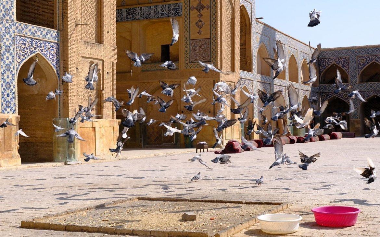 Isfahan Moschea di Jameh 3 compressor 1170x731 IRAN ON THE ROAD
