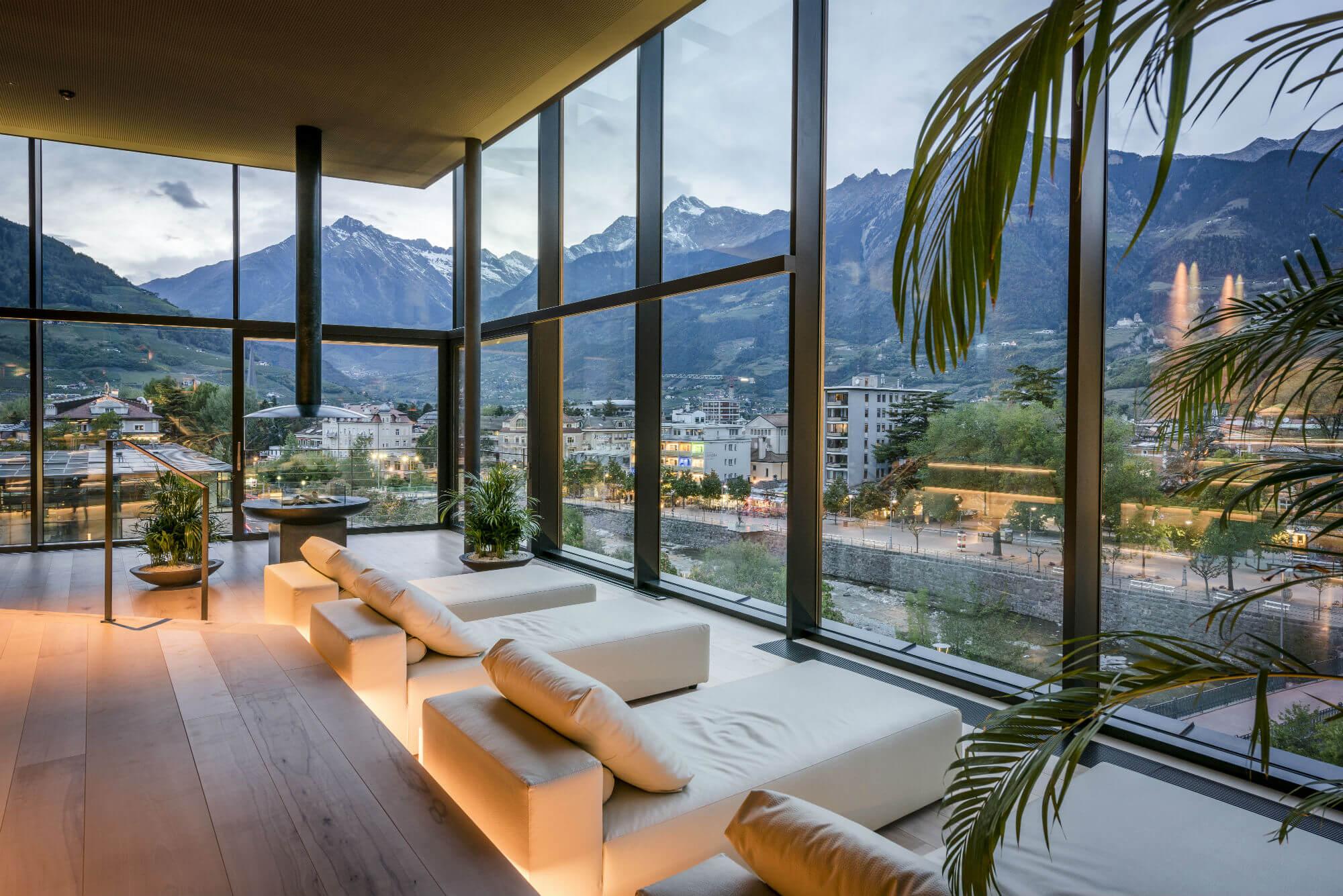 hotel therme meran 2785 DESIGN HOTEL SULLE ALPI