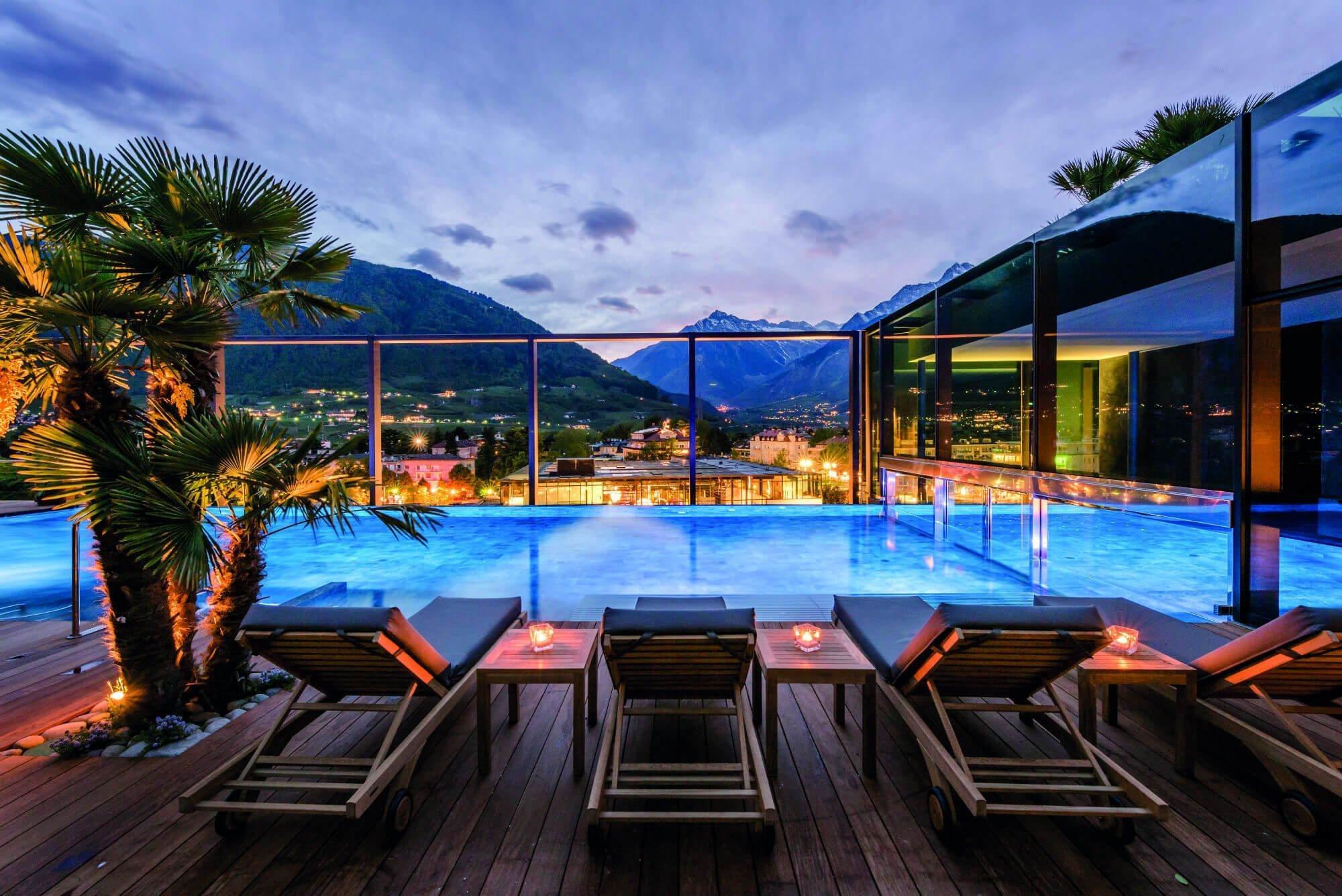 hotel therme meran 2805 DESIGN HOTEL SULLE ALPI