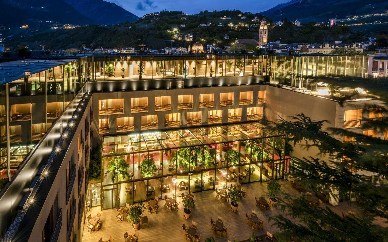 hotel therme meran 2809 1170x731 DESIGN HOTEL SULLE ALPI