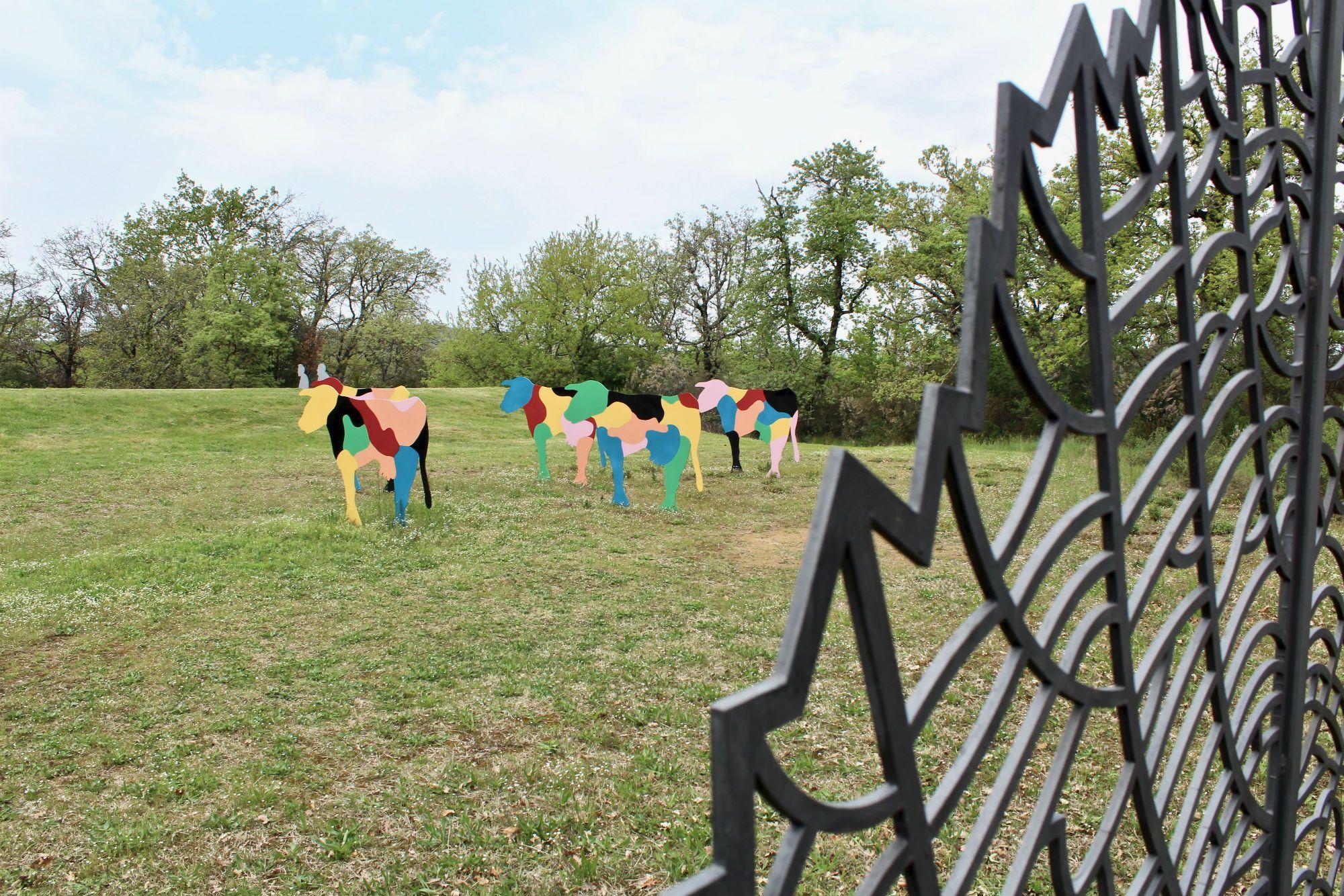 CHIANTI SCULPTURE PARK 1 PARCHI DARTE CONTEMPORANEA IN ITALIA