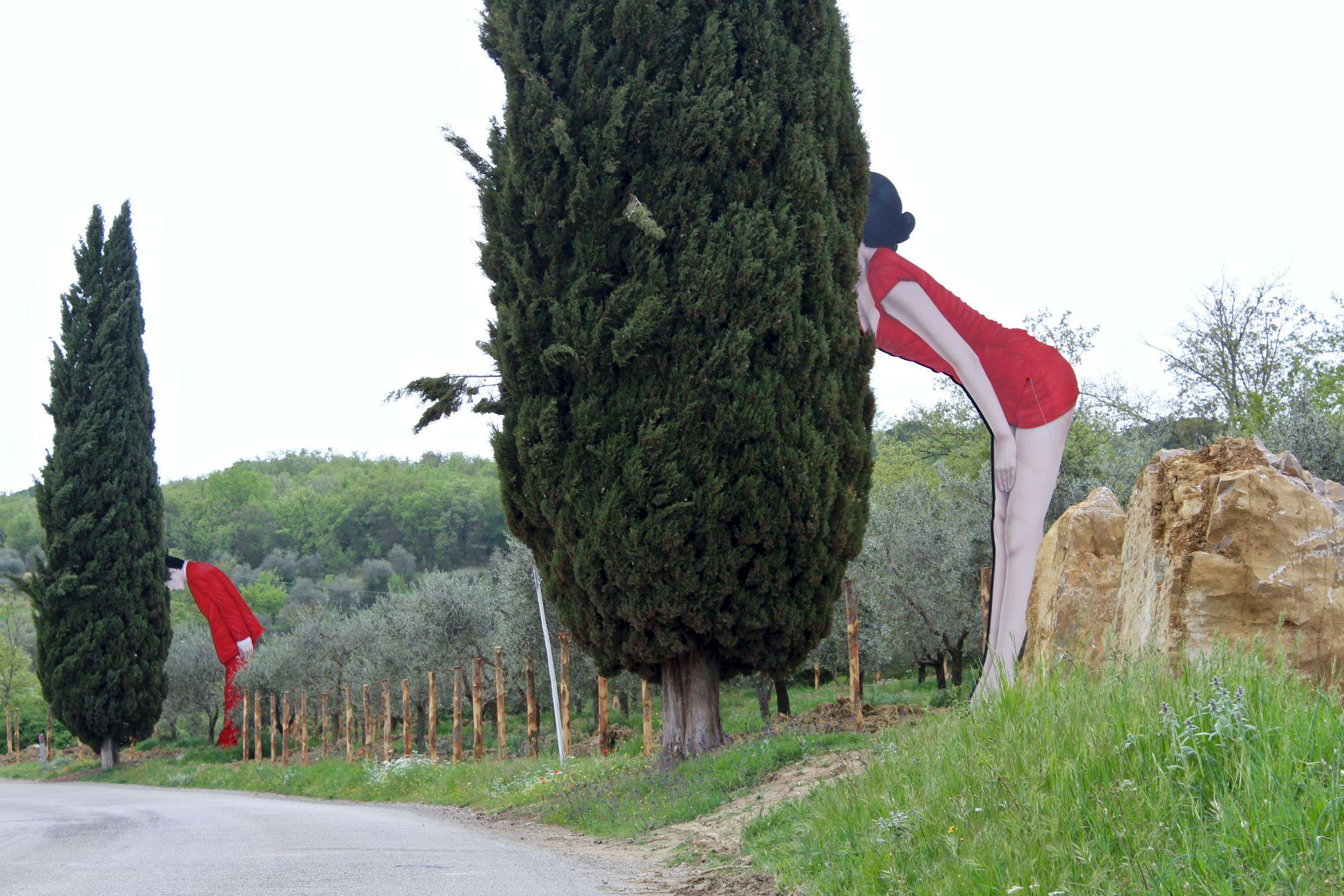 CHIANTI SCULPTURE PARK 9 PARCHI DARTE CONTEMPORANEA IN ITALIA