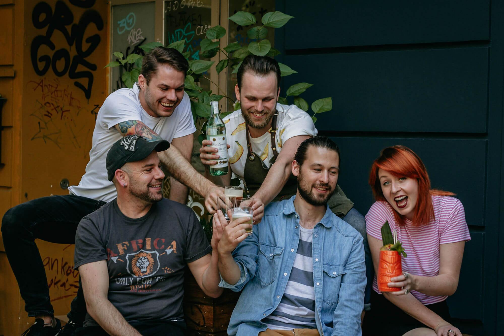 Martin Hudak Happy Baristas 1 Speciality Coffee a Berlino