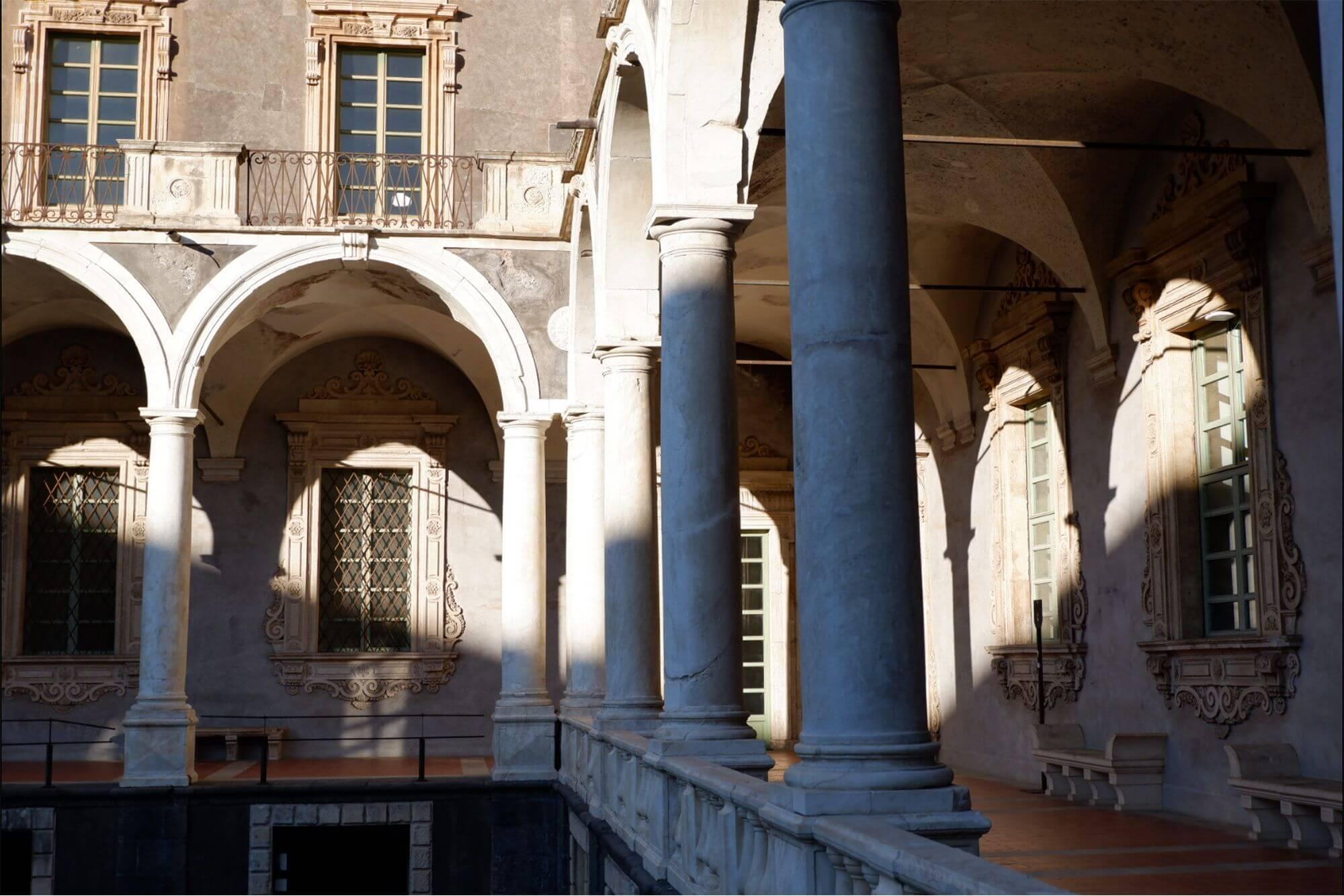 monastero2 compressor WEEKEND A CATANIA