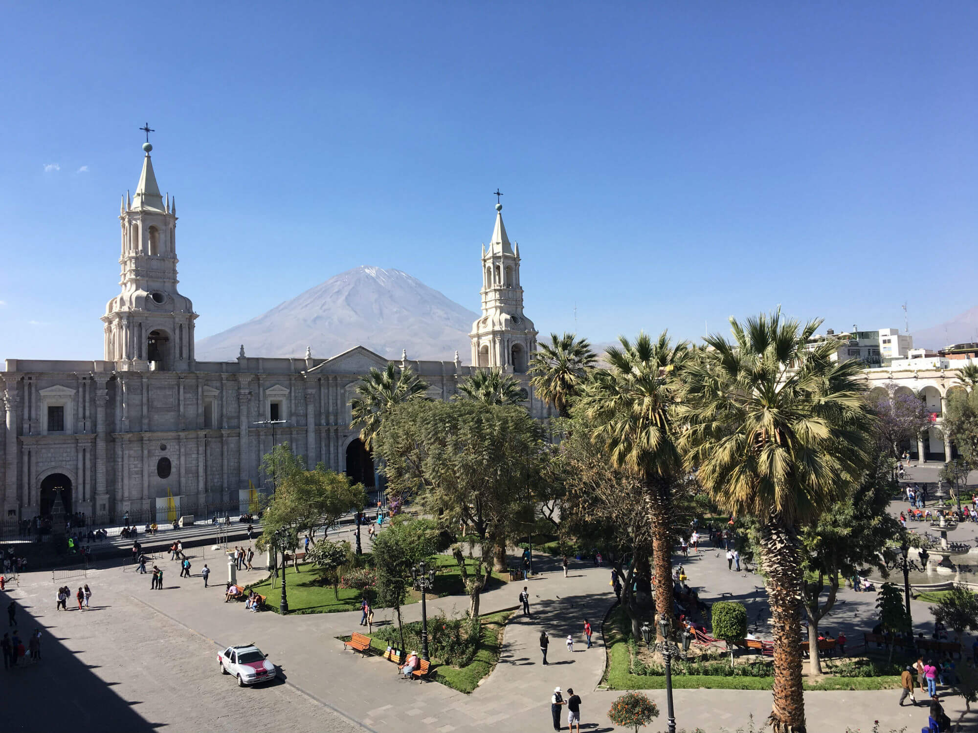 Arequipa PERÙ
