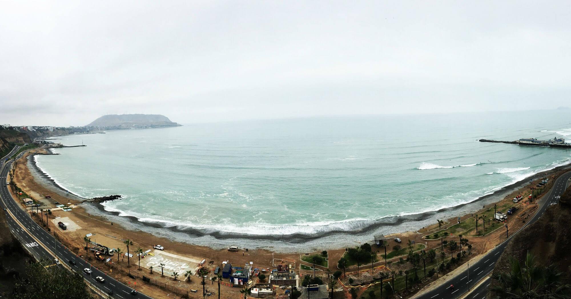 Lima Malecon PERÙ
