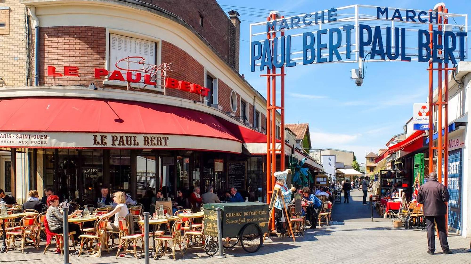 Marché Pouces1 I MIGLIORI MERCATI DI PARIGI
