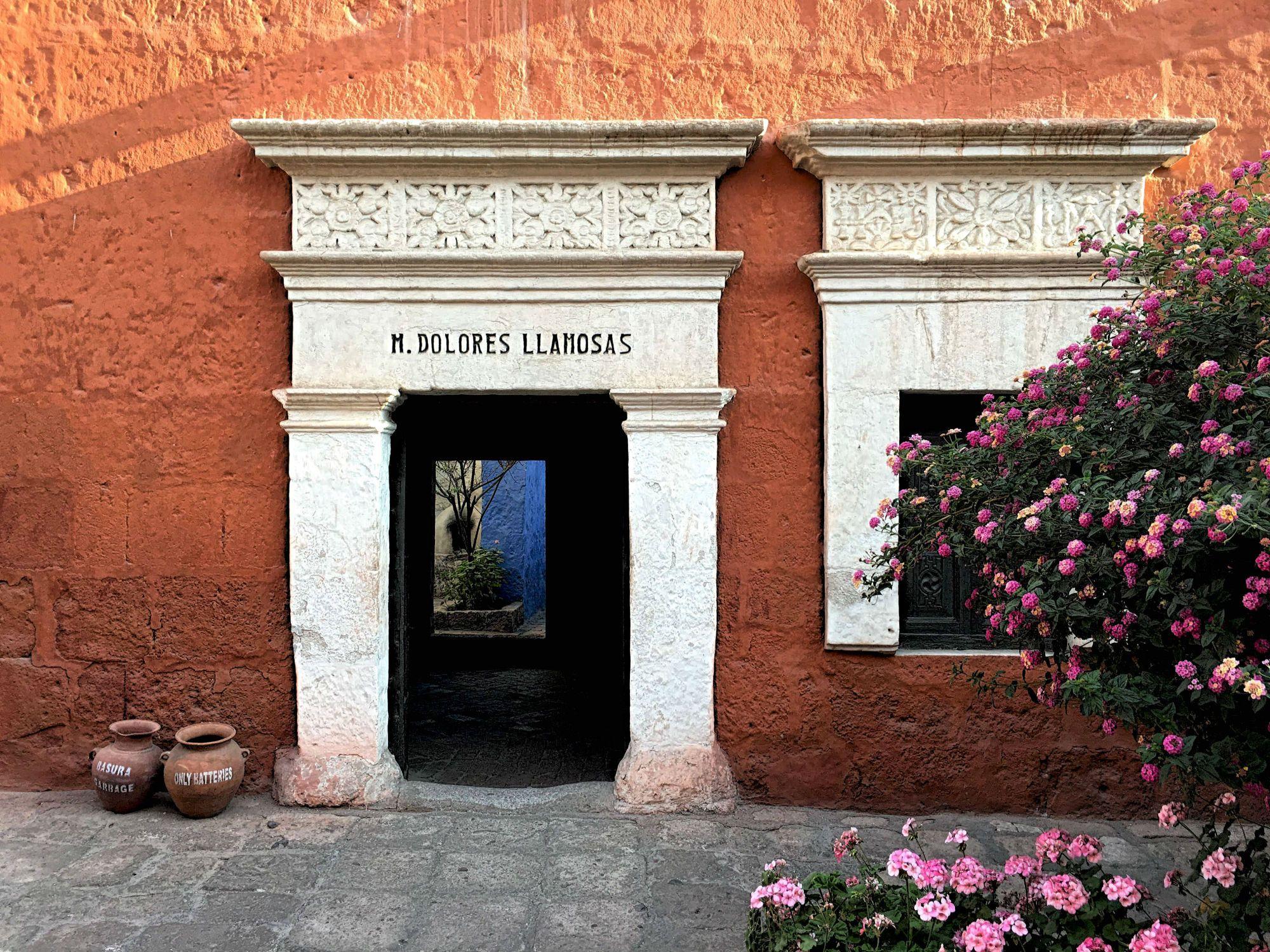 Santa Catalina Arequipa compressor PERÙ