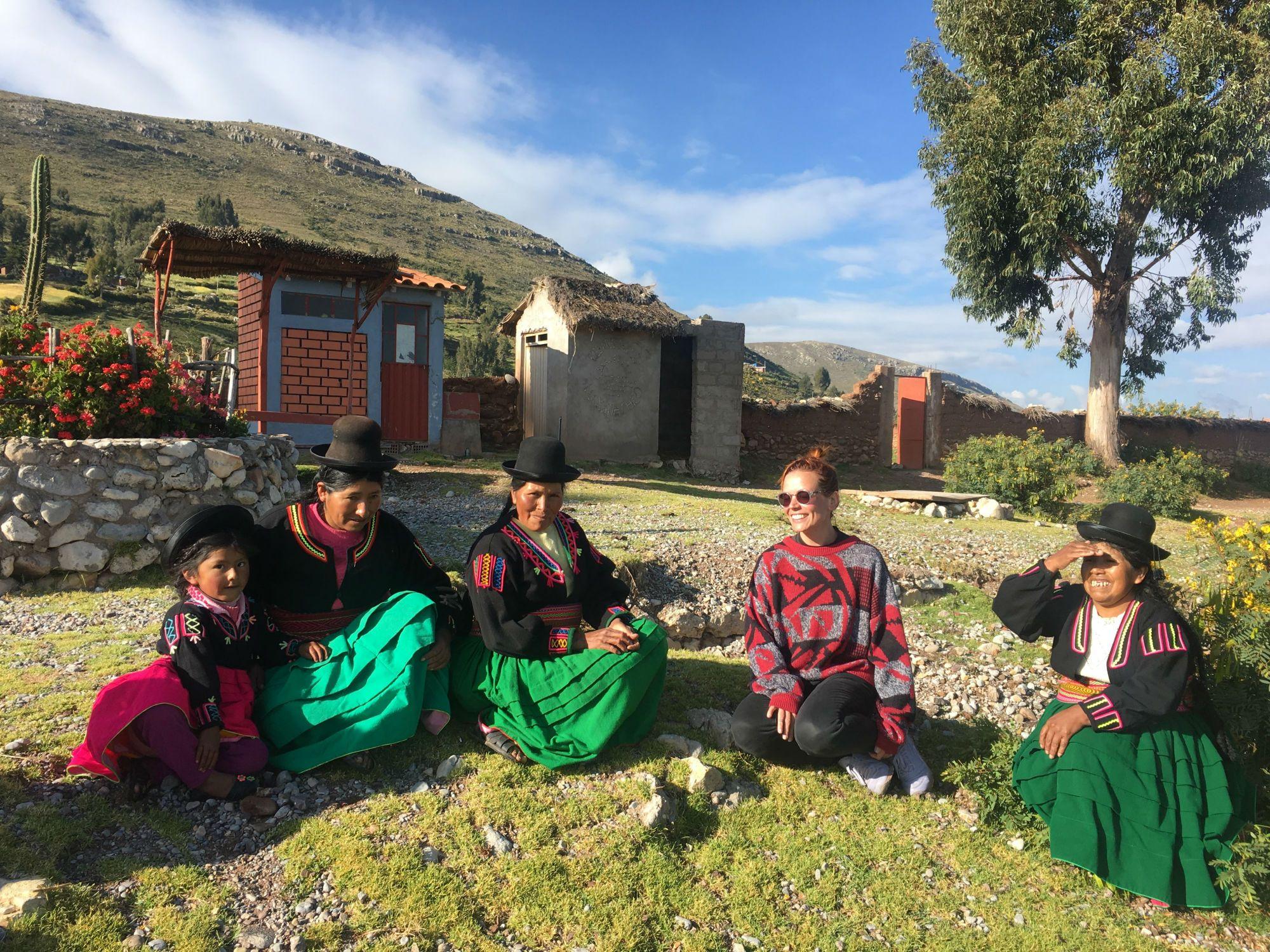 Titicaca compressor PERÙ