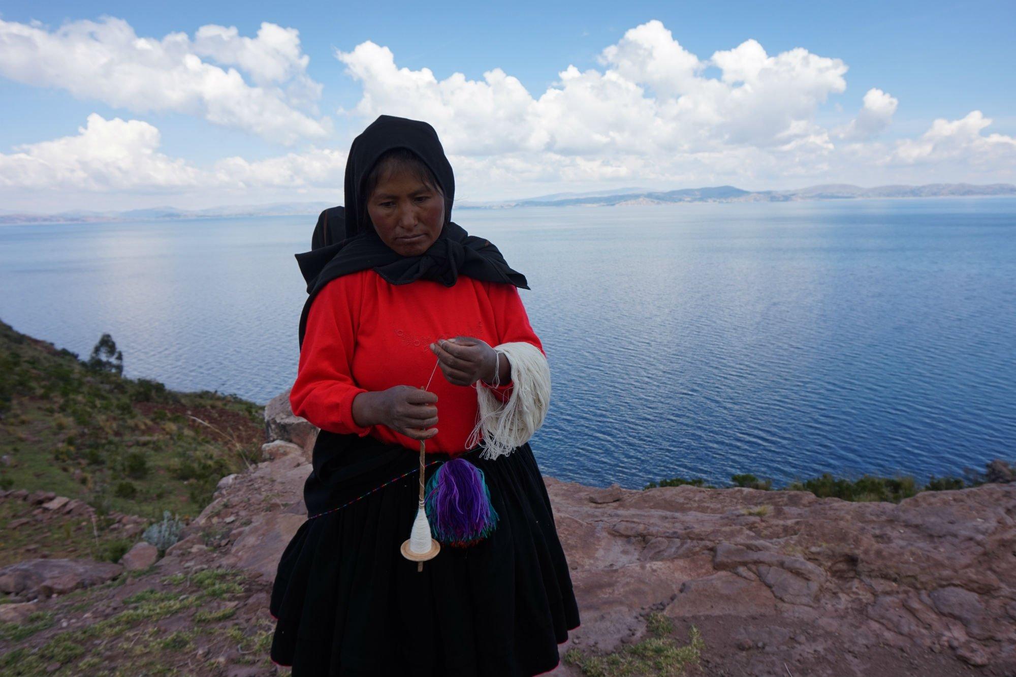 Titicaca  PERÙ