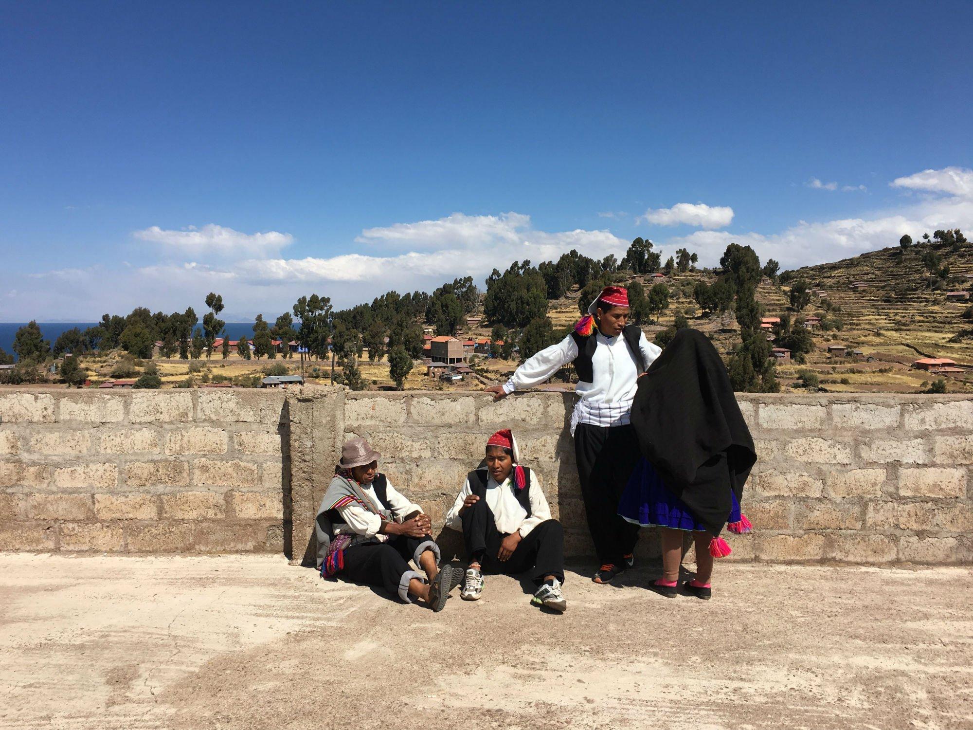 Titicaca 5 PERÙ