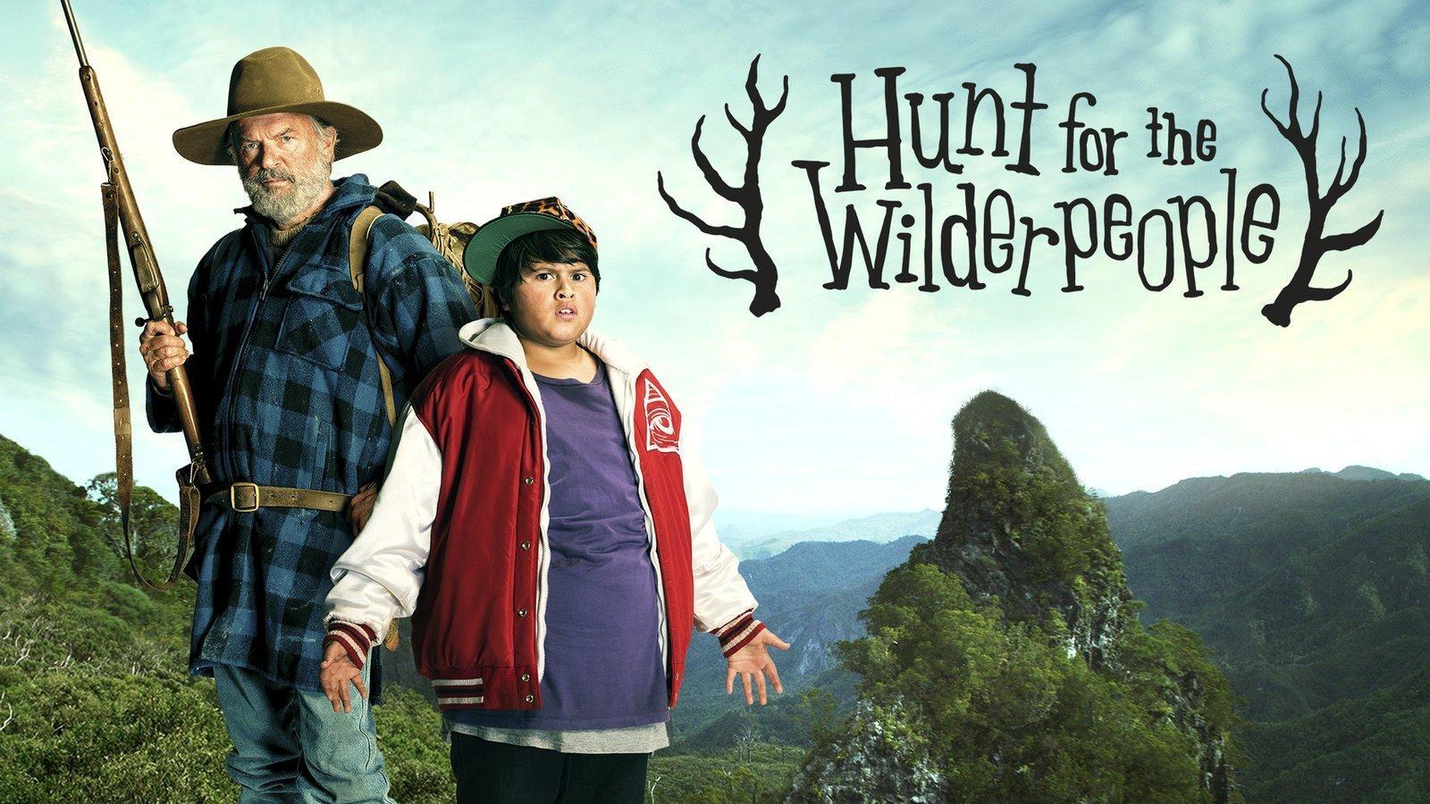 Hunt For The Wilderpeople I MIGLIORI FILM PER SORRIDERE