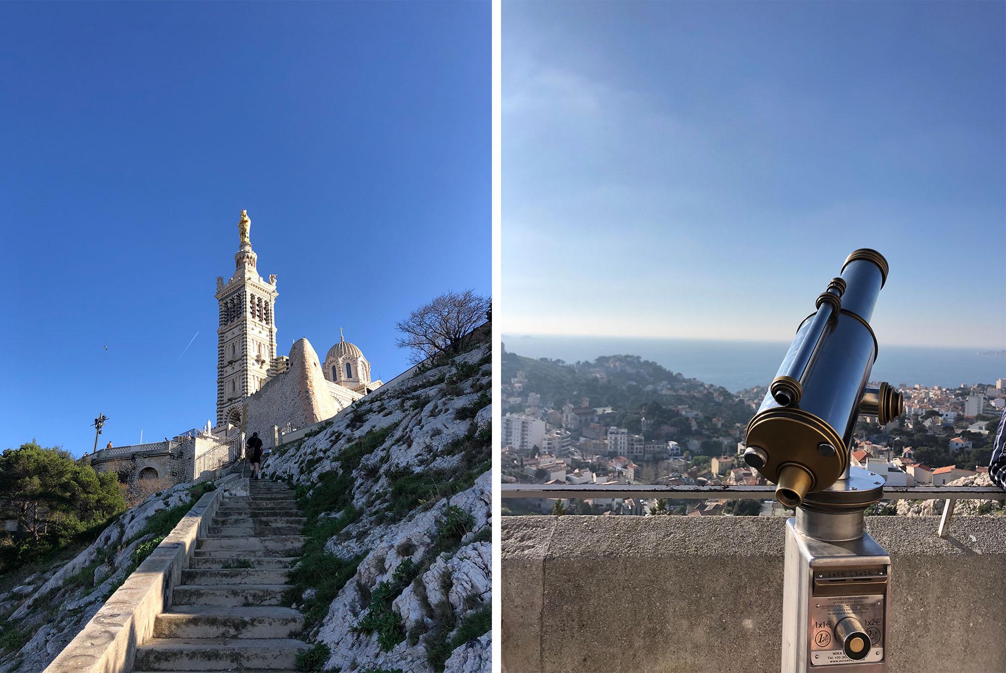 Notre Dame de la Garde 1 WEEKEND A MARSIGLIA