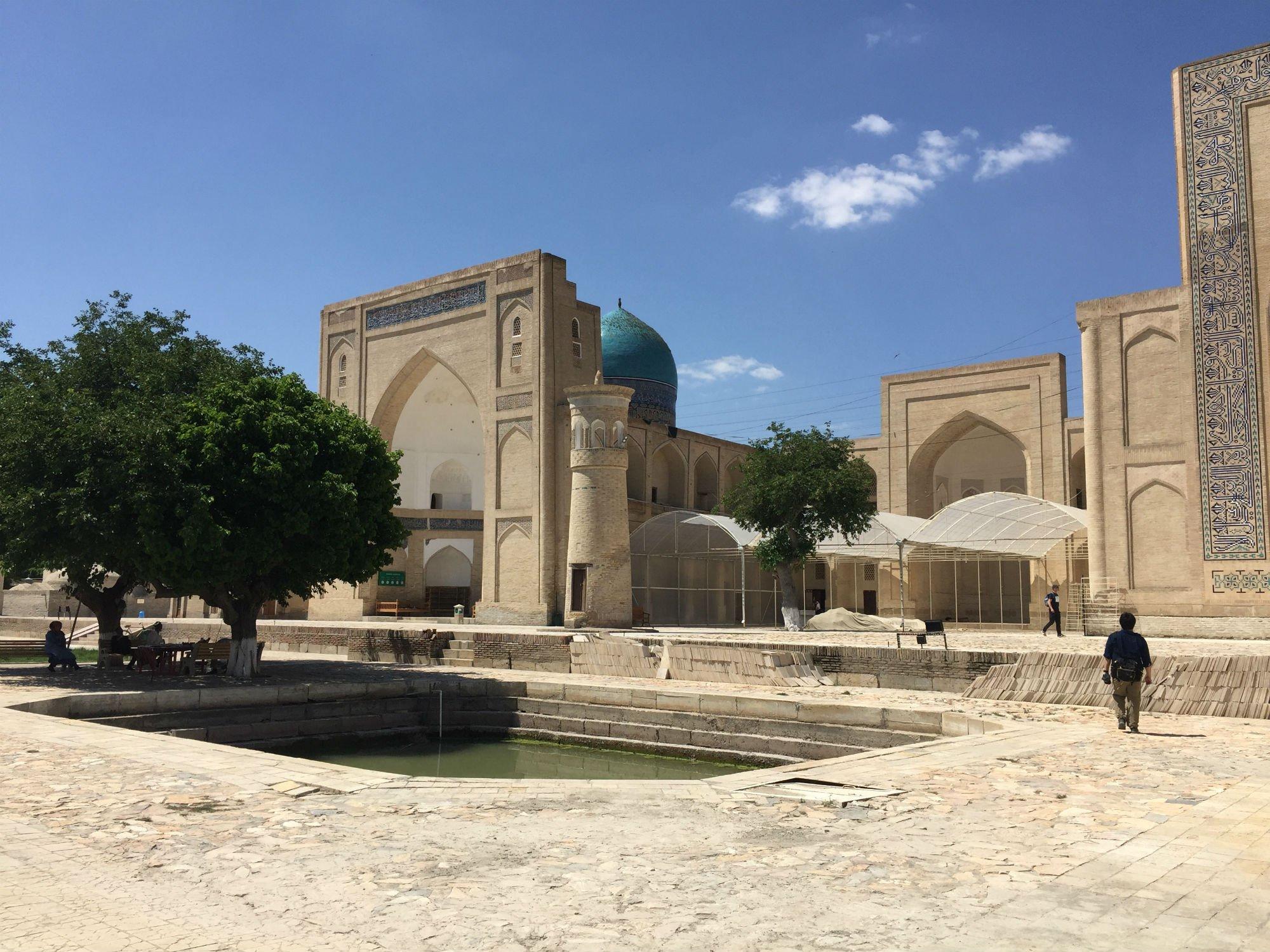 UZBEKISTAN Bukhara Chor Bakr1 VIAGGIO IN UZBEKISTAN