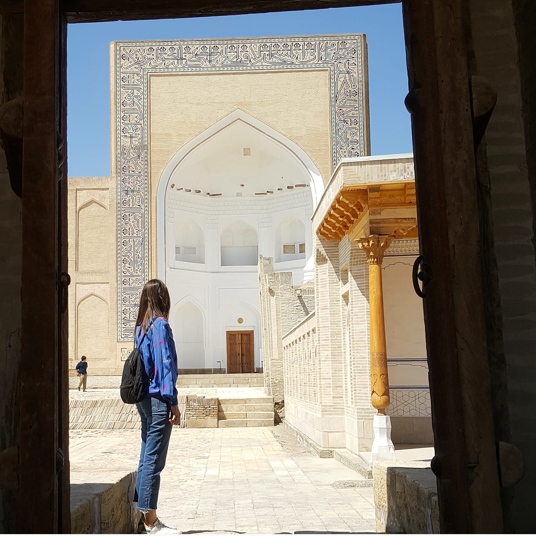 UZBEKISTAN Bukhara Chor Bakr2 VIAGGIO IN UZBEKISTAN